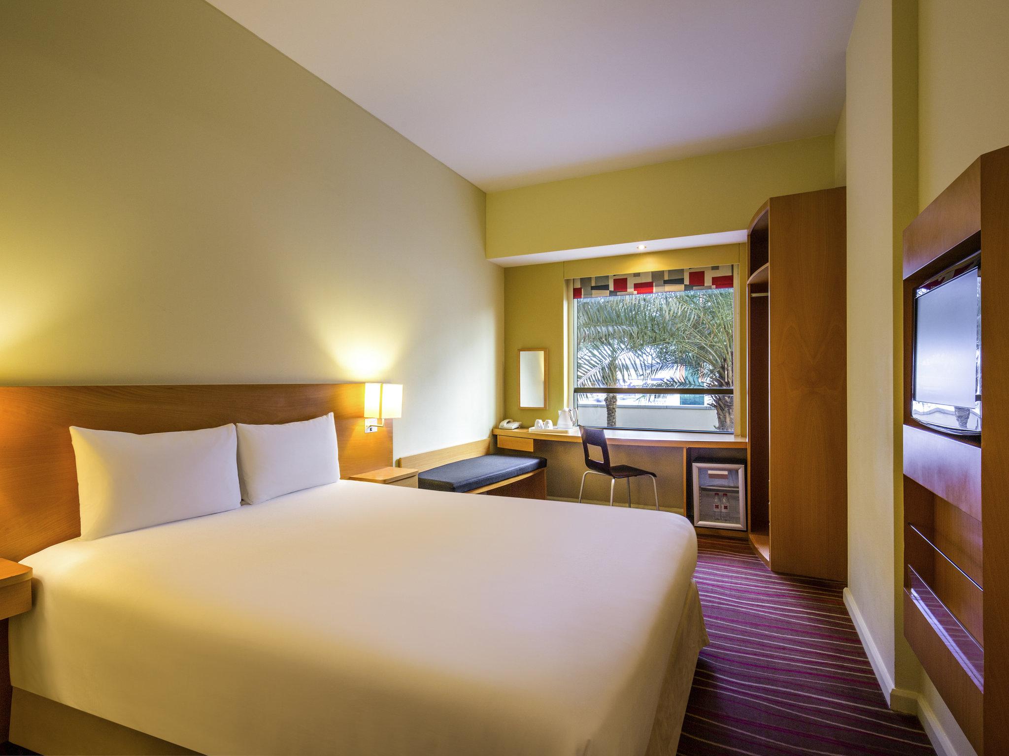 โรงแรม – ไอบิส ดูไบ มอลล์ ออฟ ดิ เอมิเรตส์