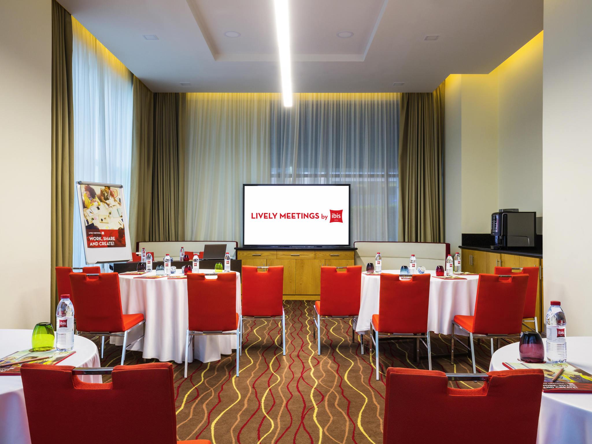 Hotel a Dubai - ibis Dubai Mall of the Emirates - AccorHotels