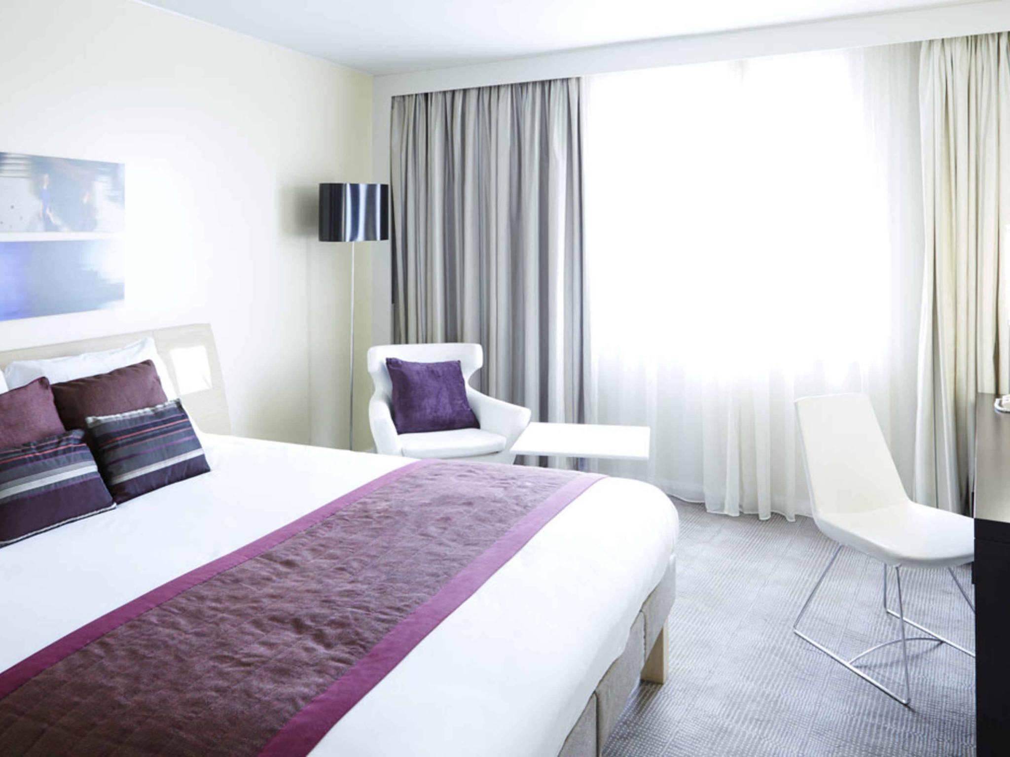 Отель — Новотель Ливерпуль Центр