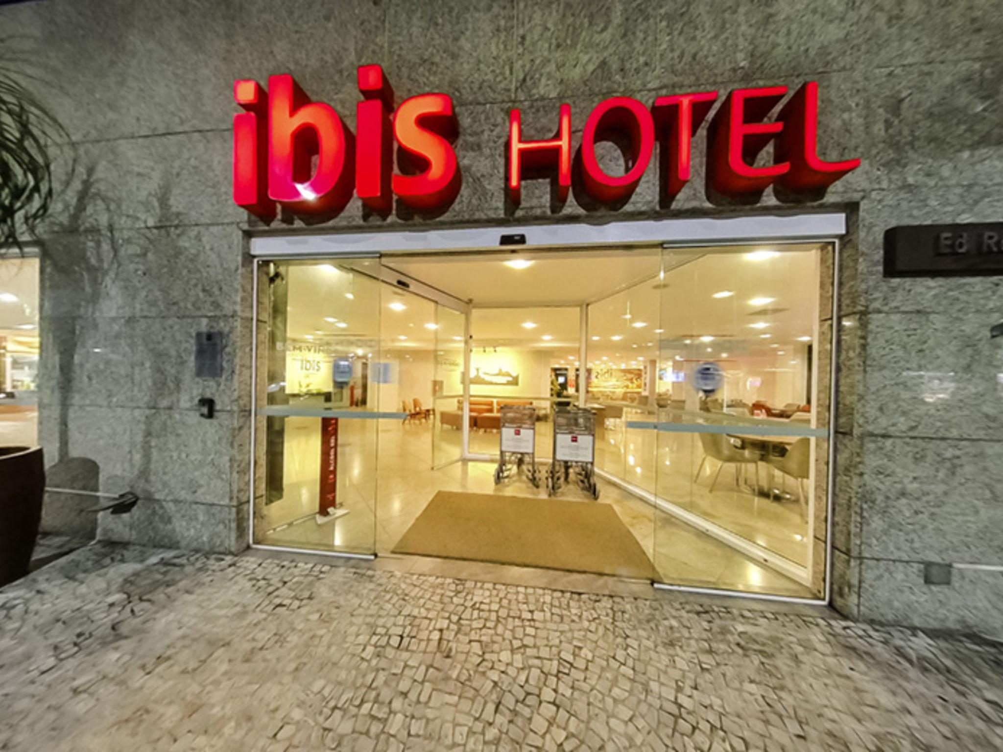 Hotell – ibis Copacabana Posto 2
