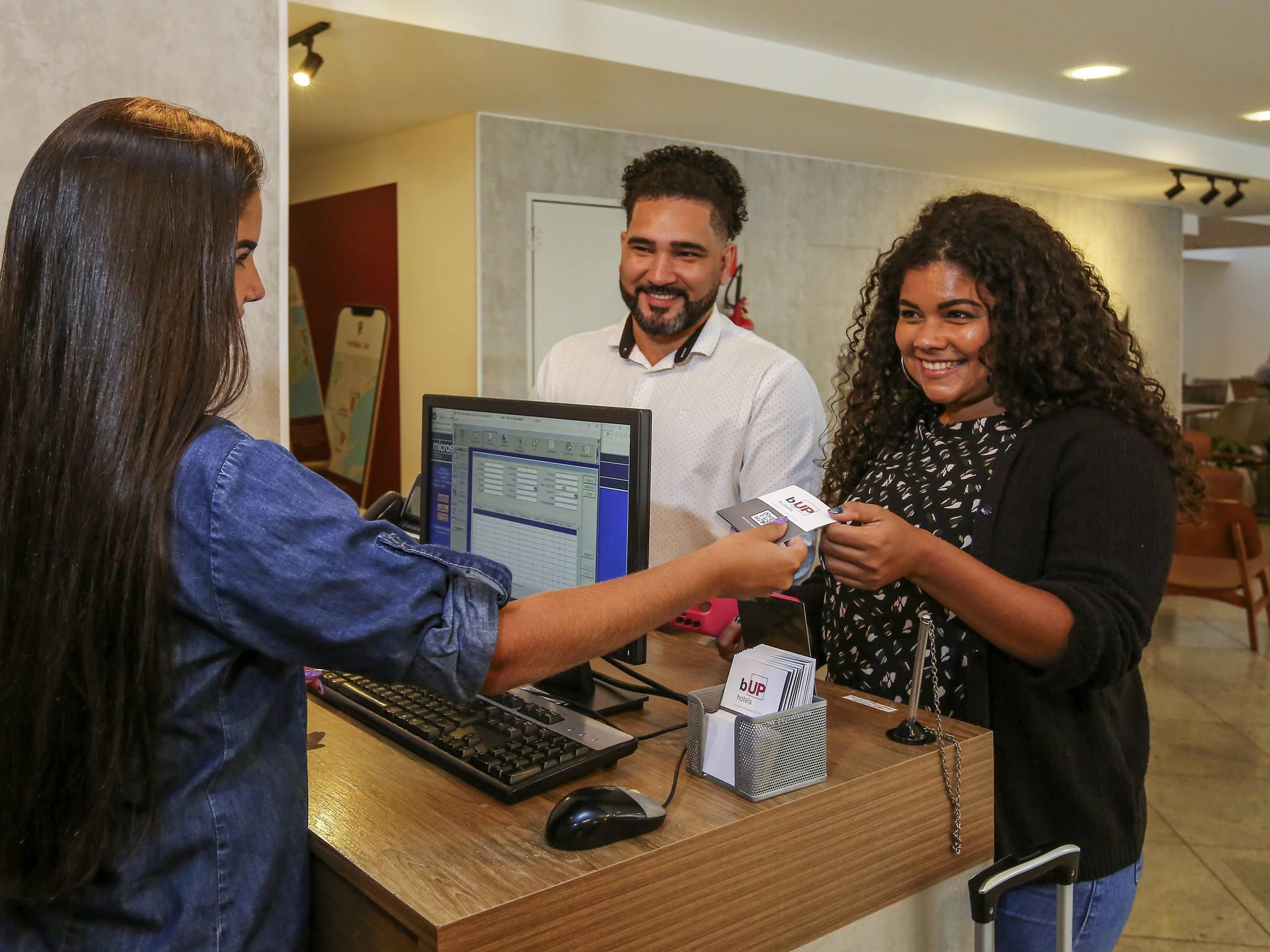 Hotel en RIO DE JANEIRO - ibis Copacabana Posto 2 - photo#6