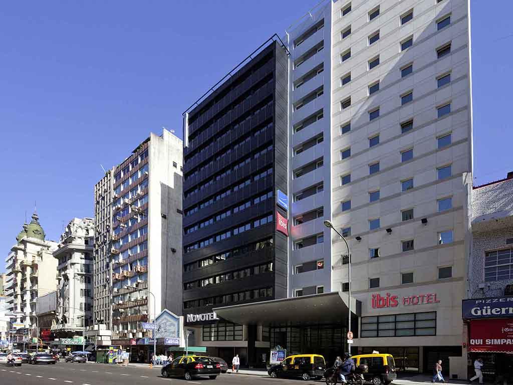 Resultado de imagen para hotel Ibis buenos aires