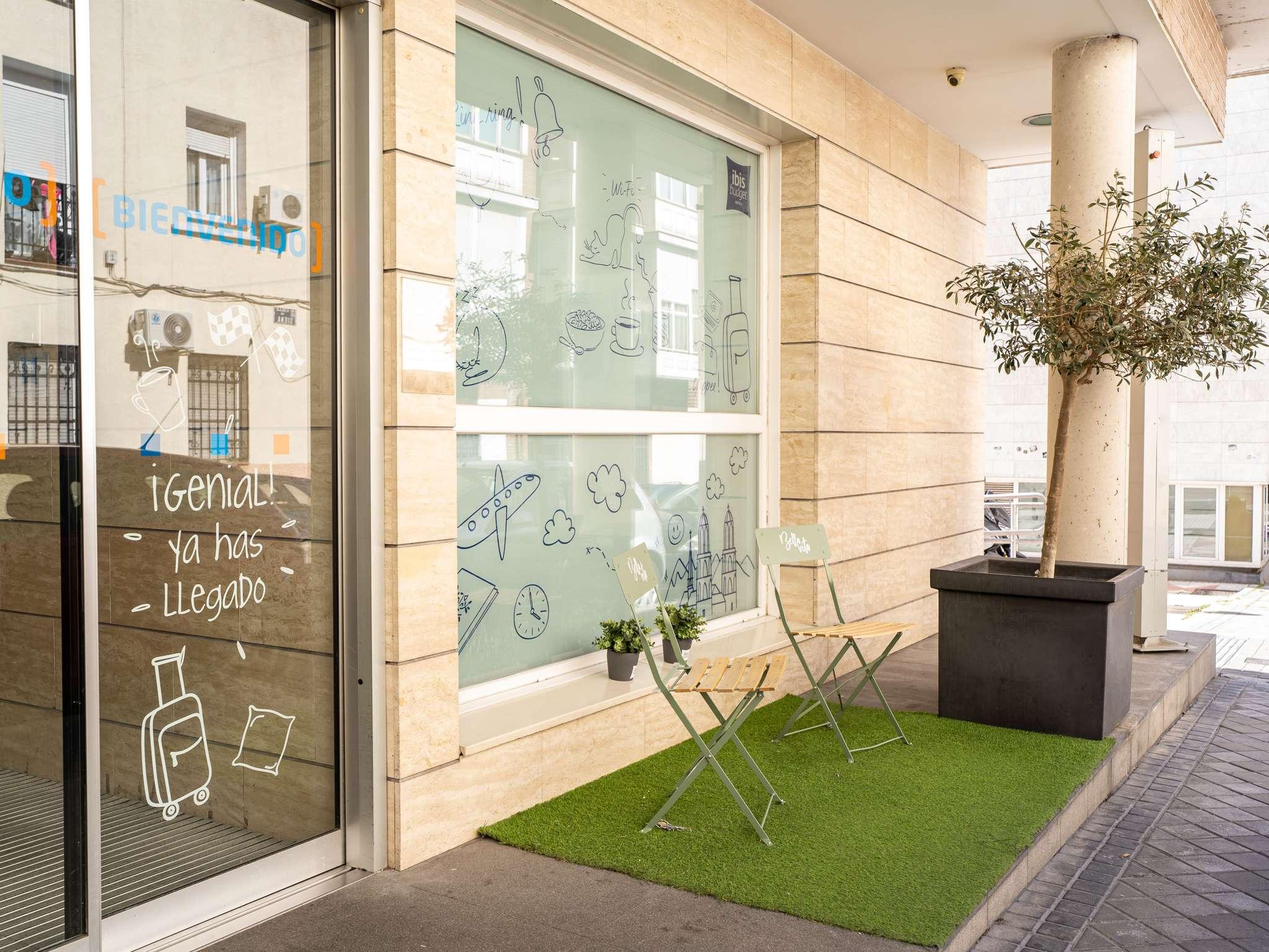 酒店 – ibis budget 马德里中心拉斯班塔斯酒店