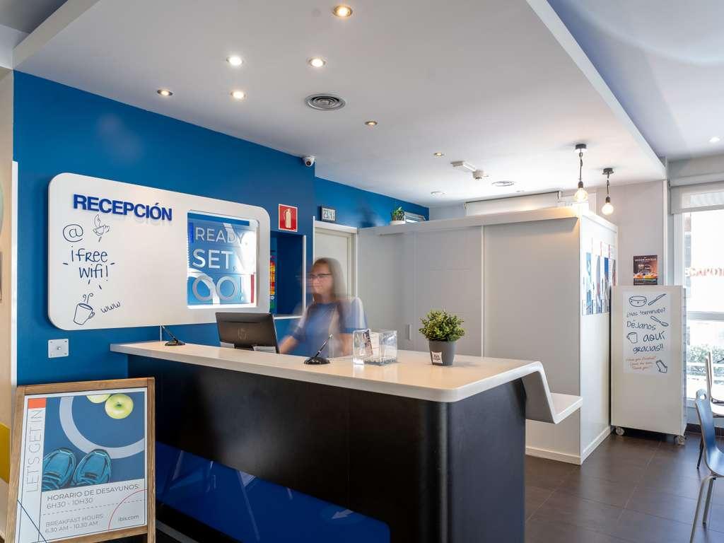 Hotel in madrid ibis budget madrid centro las ventas for Hotel boutique madrid centro