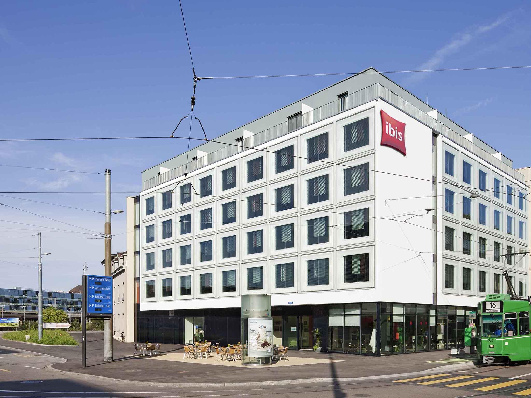 Hotell – ibis Basel Bahnhof