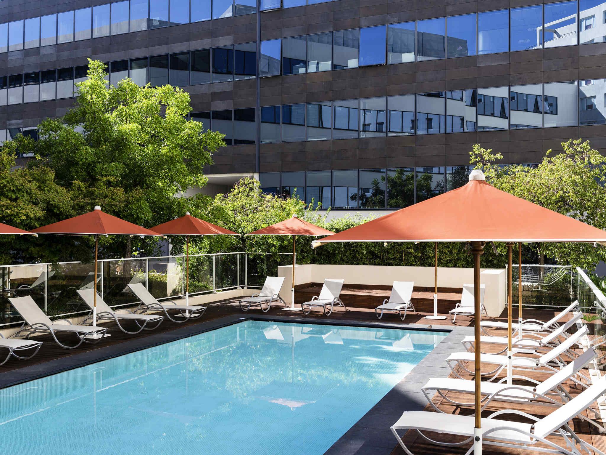 Hotel – Novotel Suites Nice Airport