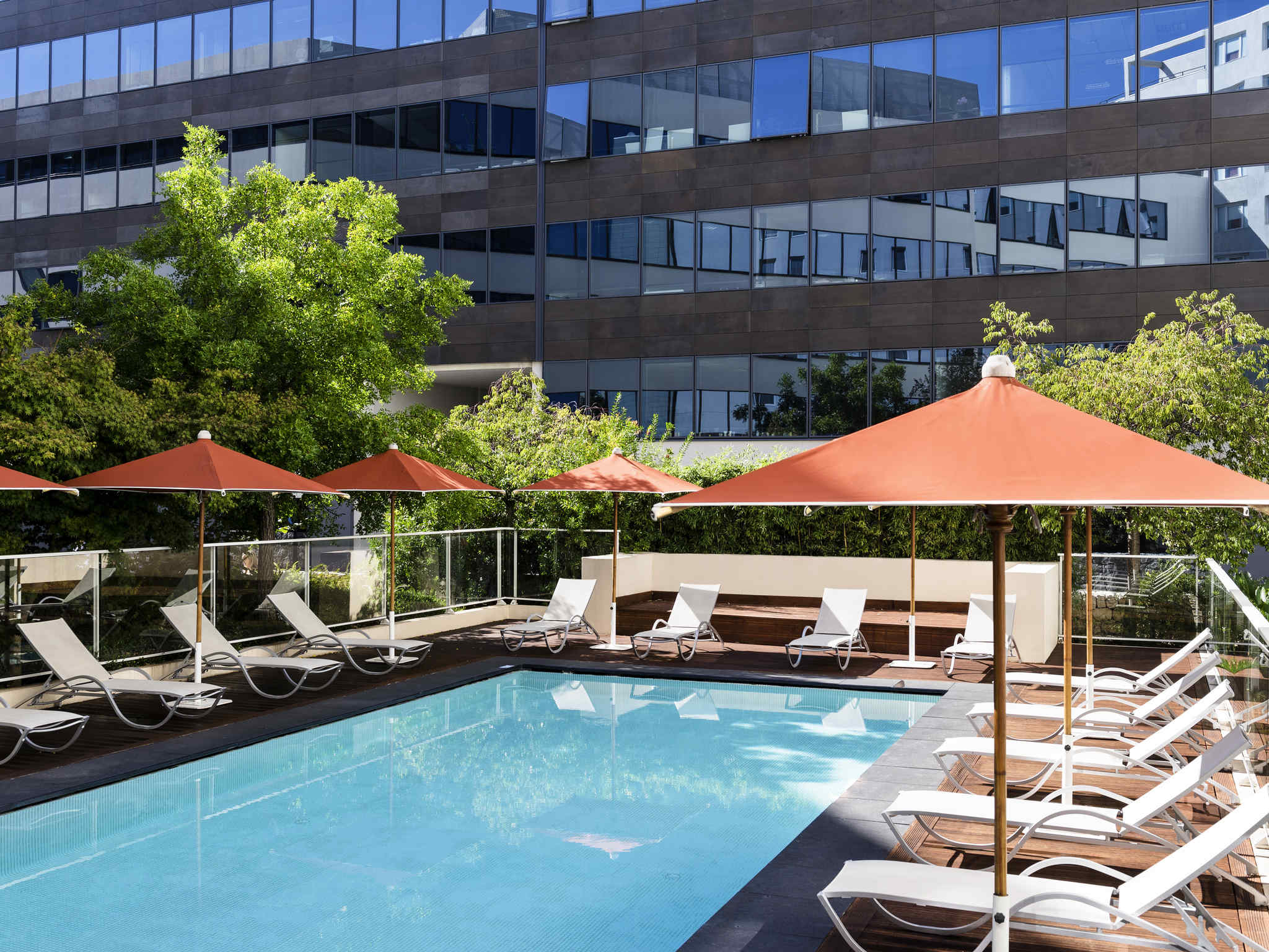Hotell – Novotel Suites Nice Airport