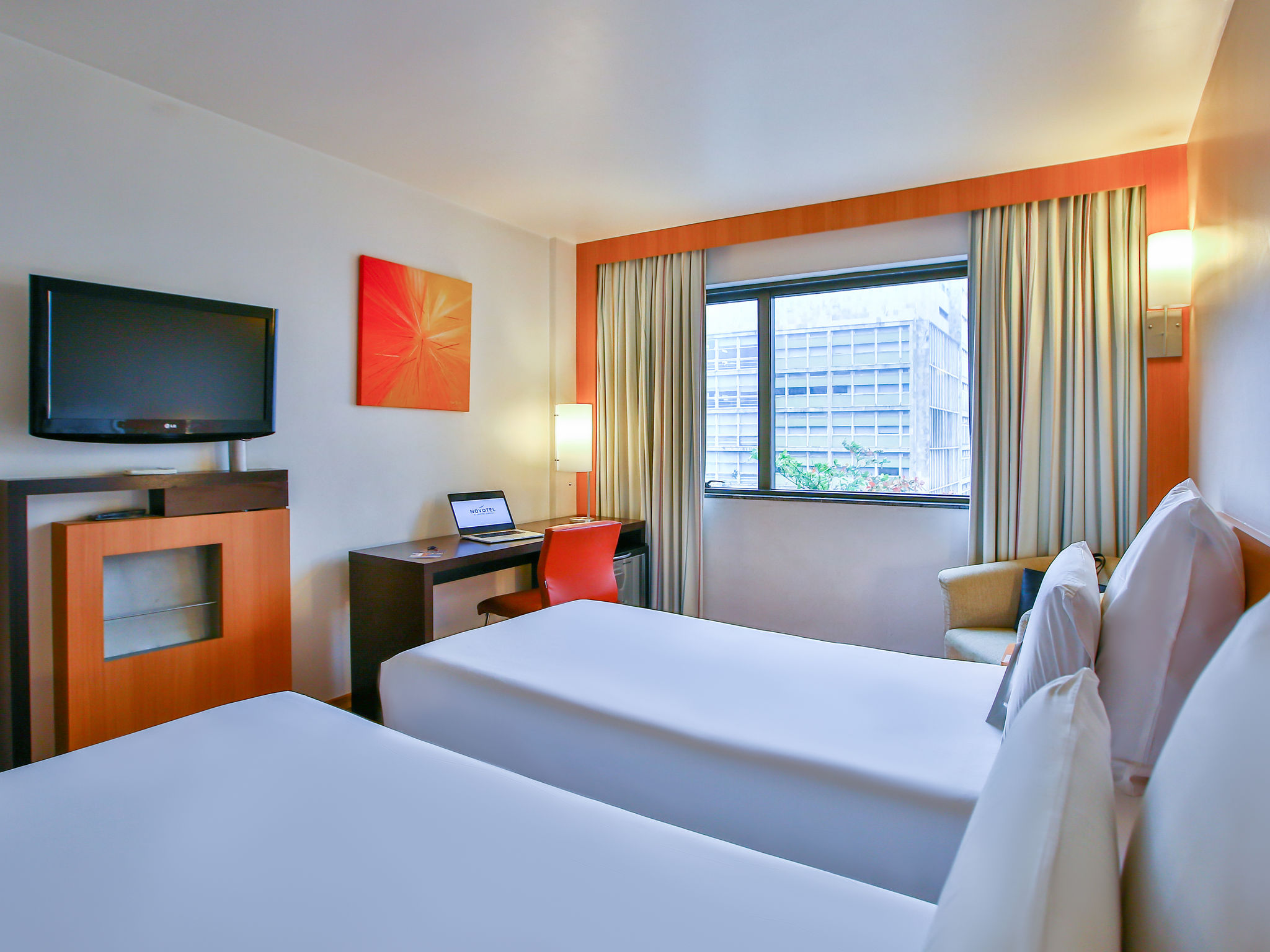 Hotel – Novotel RJ Santos Dumont