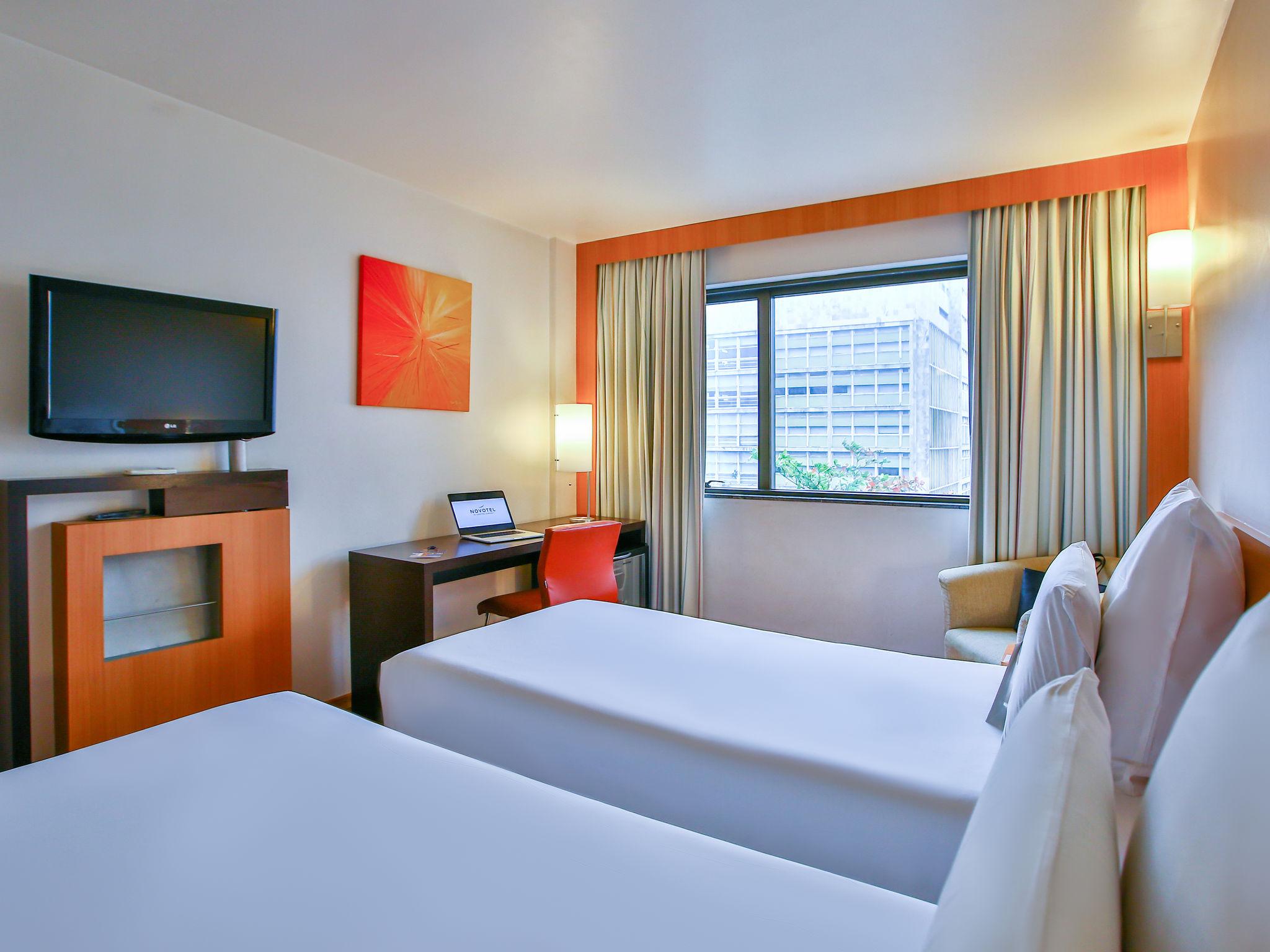 โรงแรม – Novotel RJ Santos Dumont