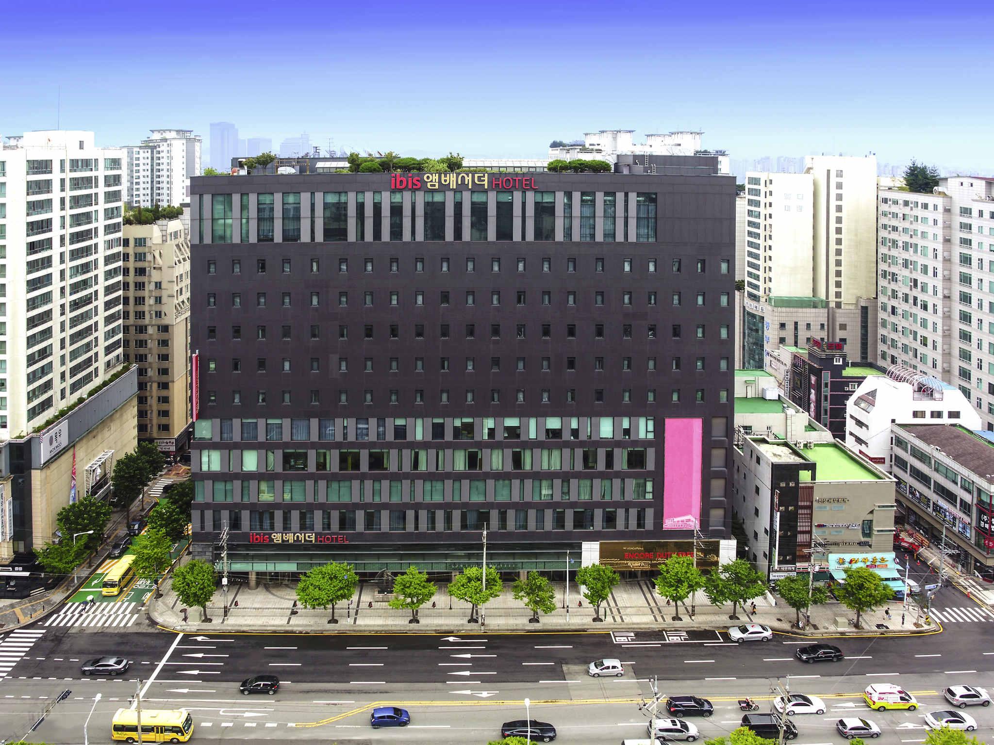 โรงแรม – ibis Ambassador Suwon