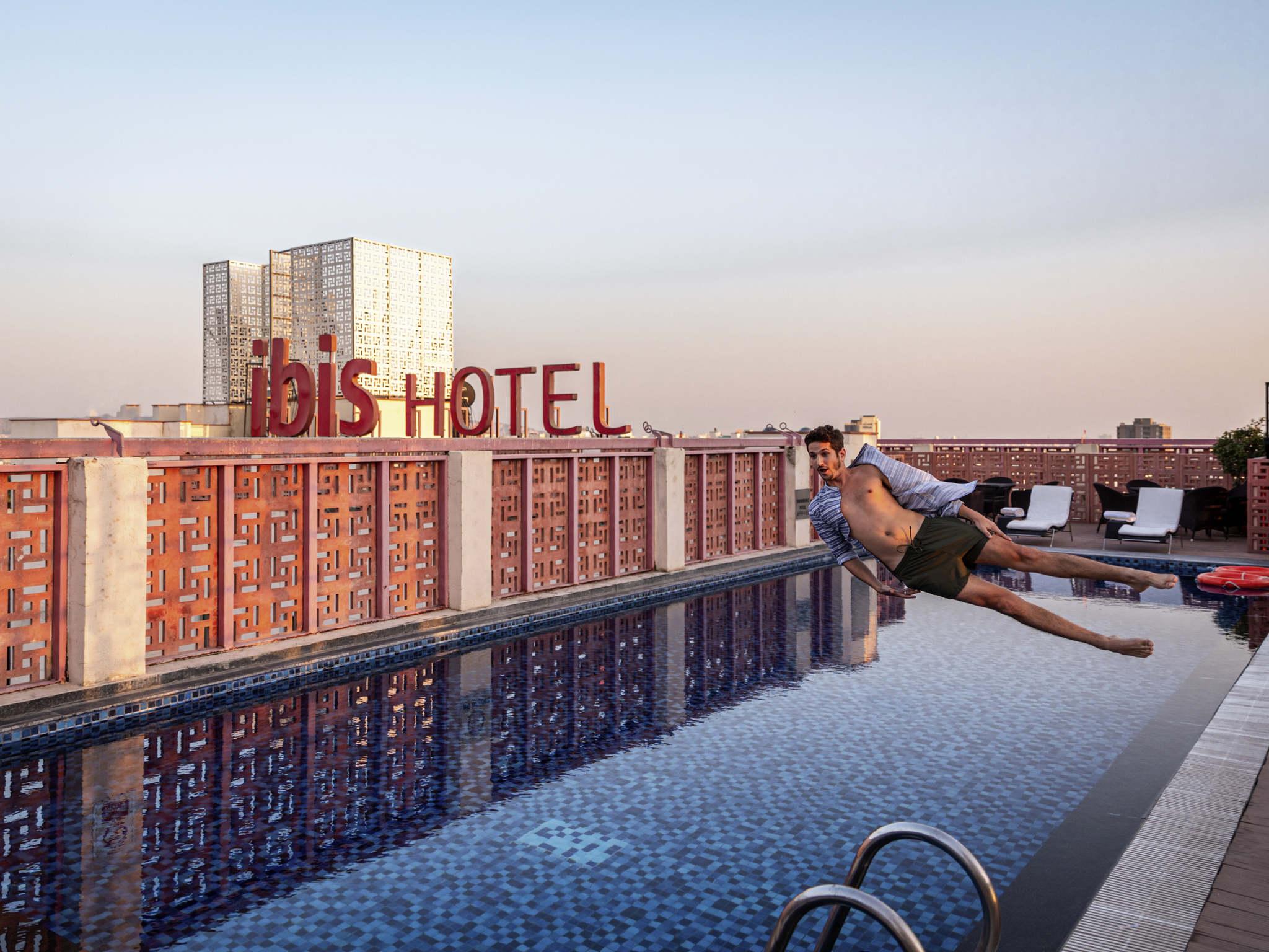 Отель — ibis Jaipur