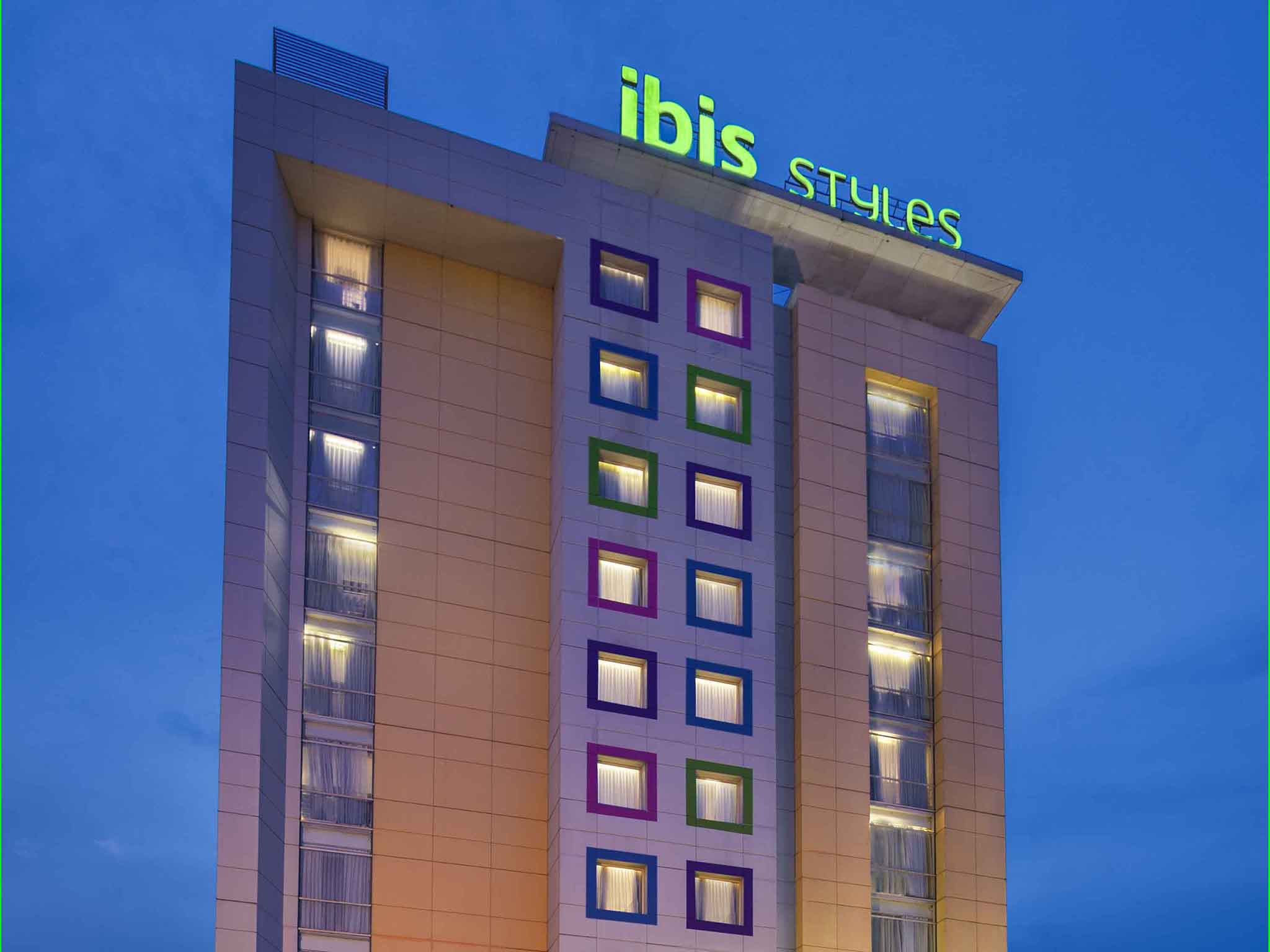 Отель — Отель ibis Styles Соло