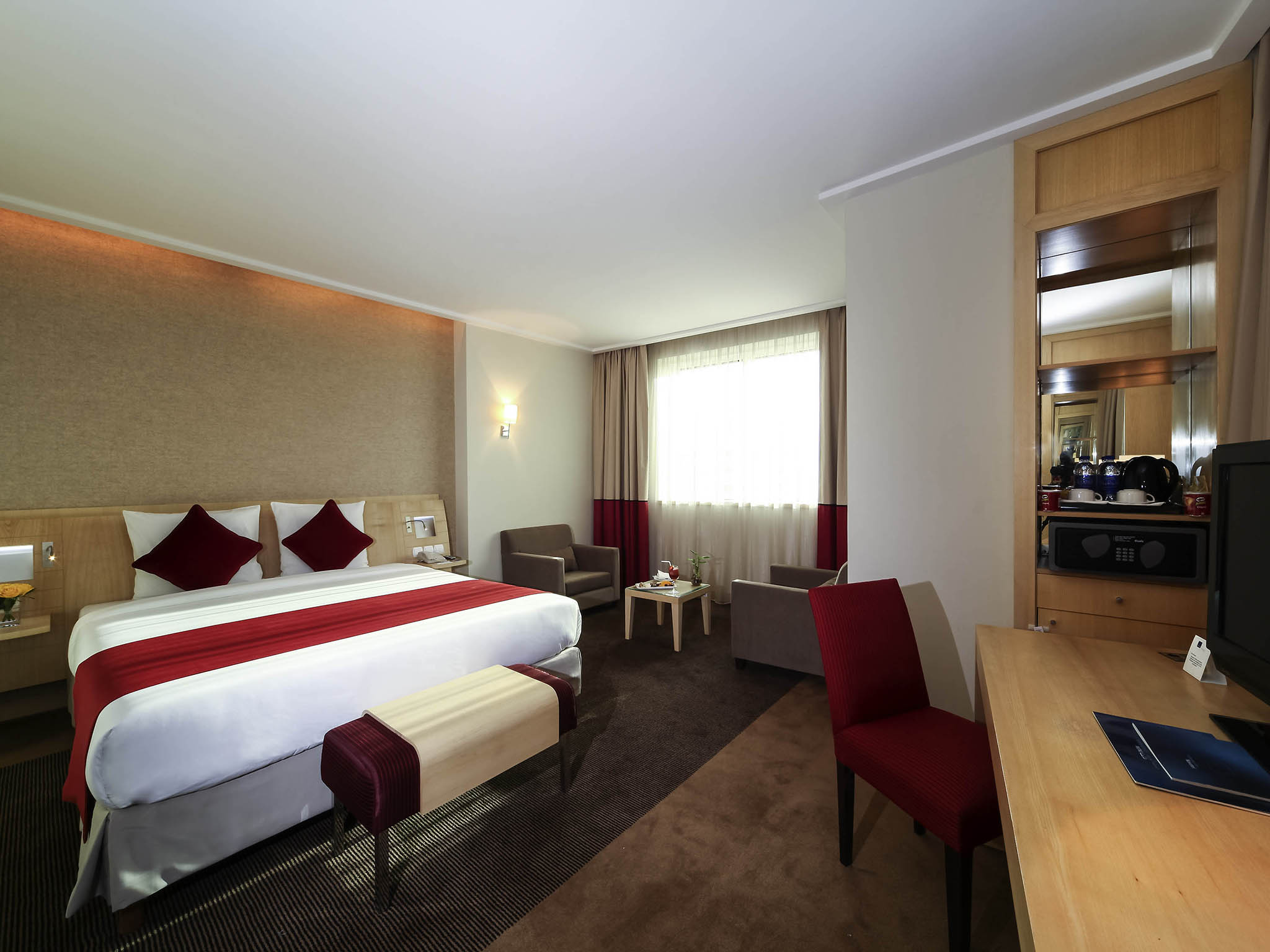 호텔 – Novotel Riyadh Al Anoud
