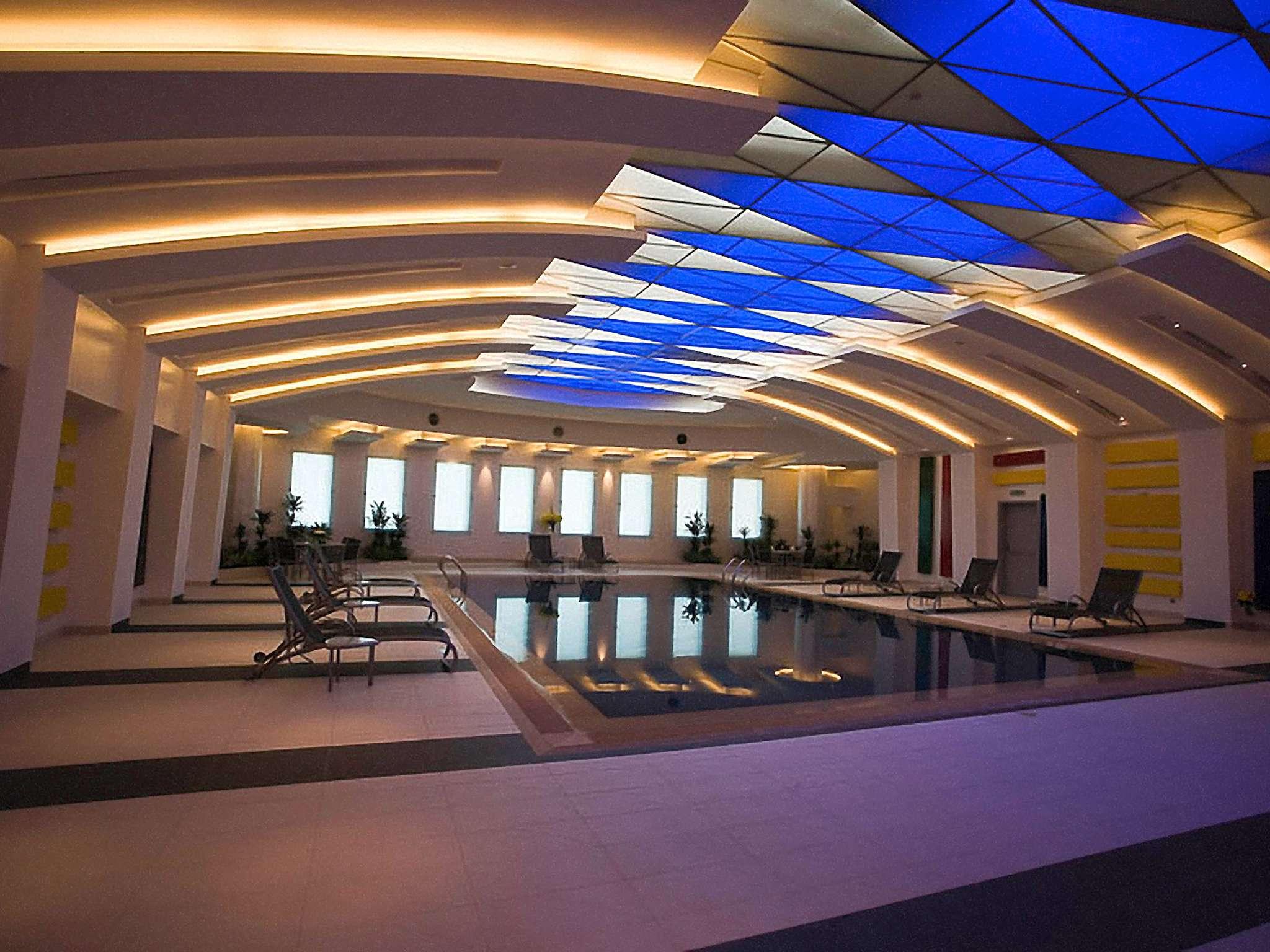 โรงแรม – Novotel Riyadh Al Anoud