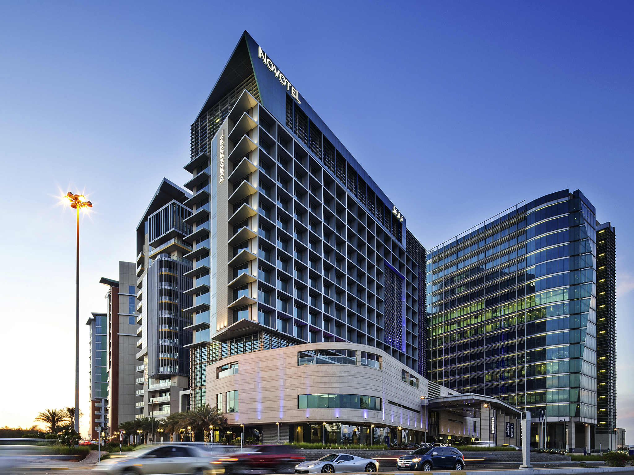 Hotel – Novotel Abu Dhabi Al Bustan