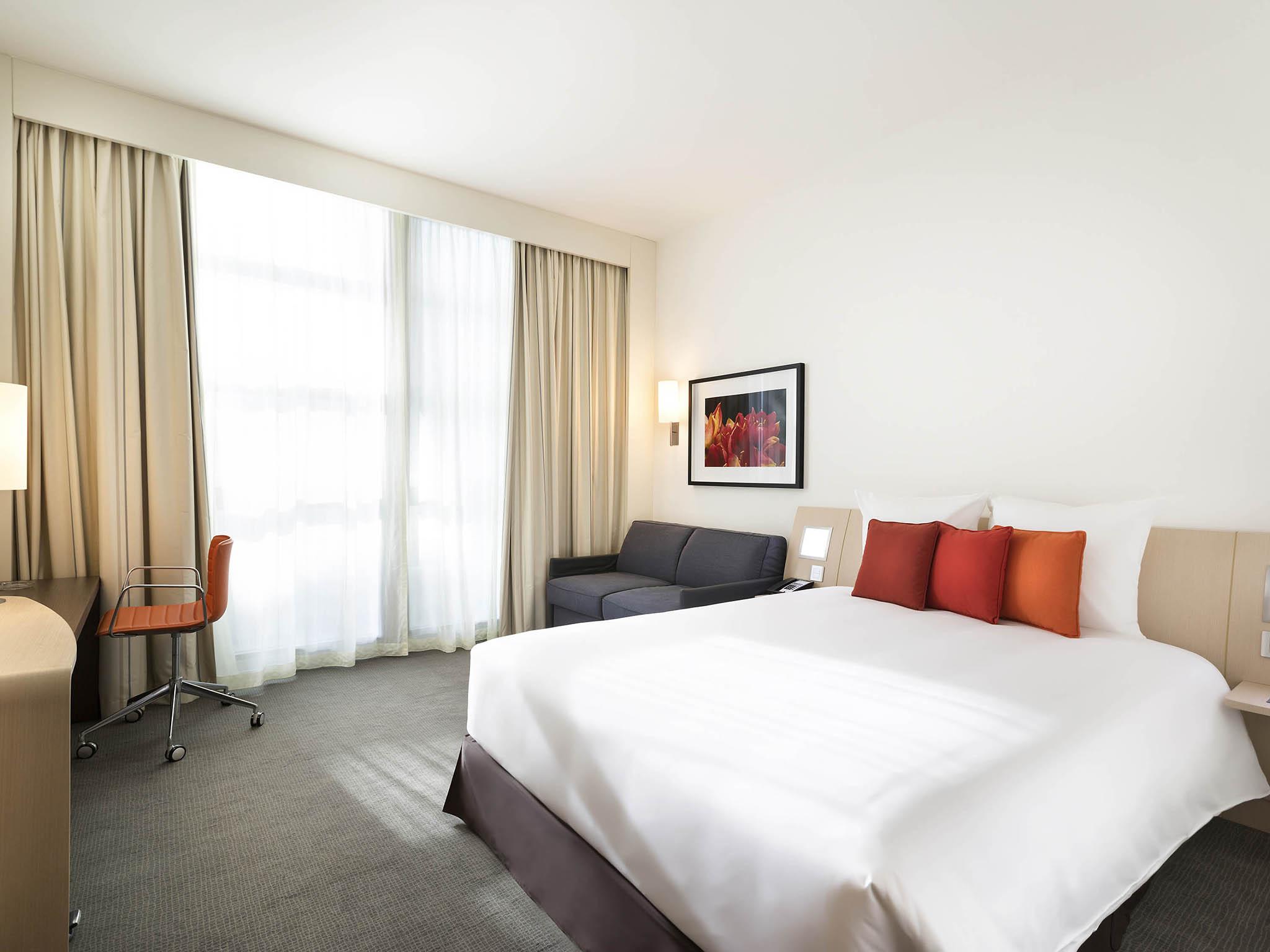 ... Hotel   Novotel Abu Dhabi Al Bustan ...