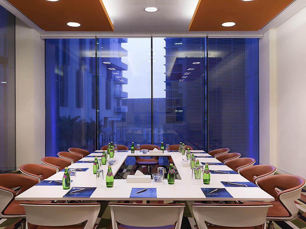 Awesome Novotel Abu Dhabi Al Bustan Meeting Room