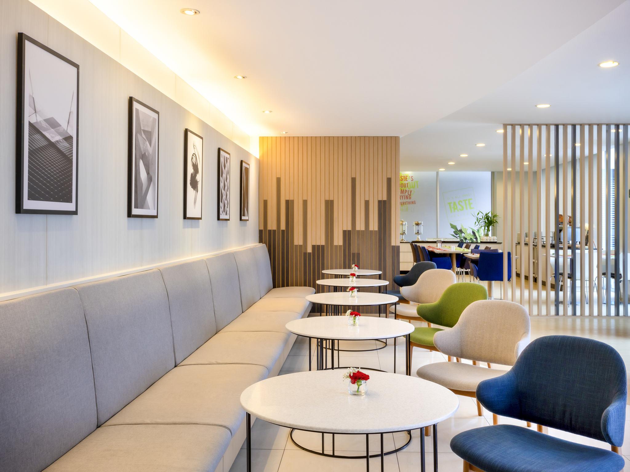 ibis Bangkok Sathorn Hotel | AccorHotels