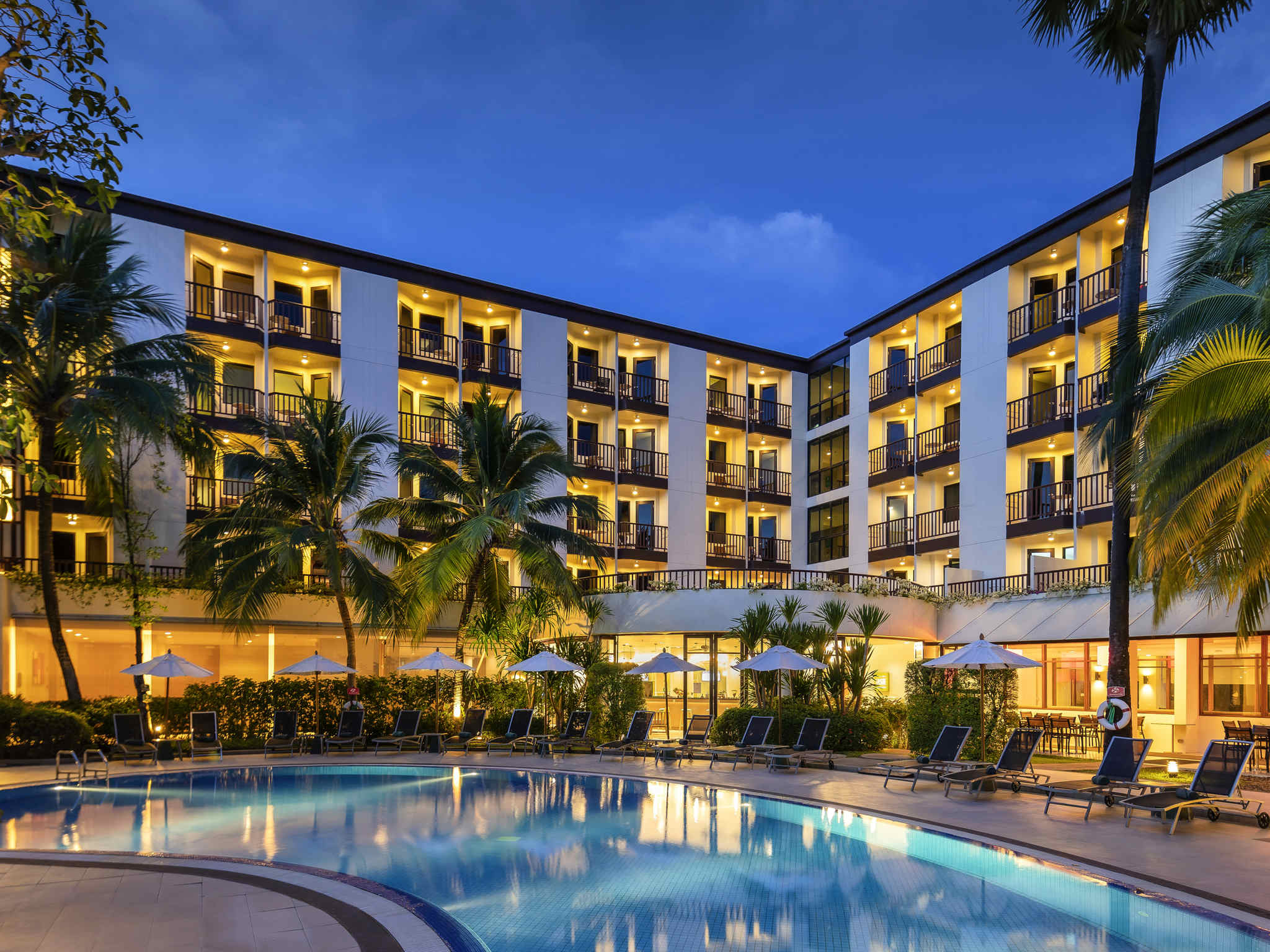 فندق - فندق إيبيس ibis بوكيت باتونج