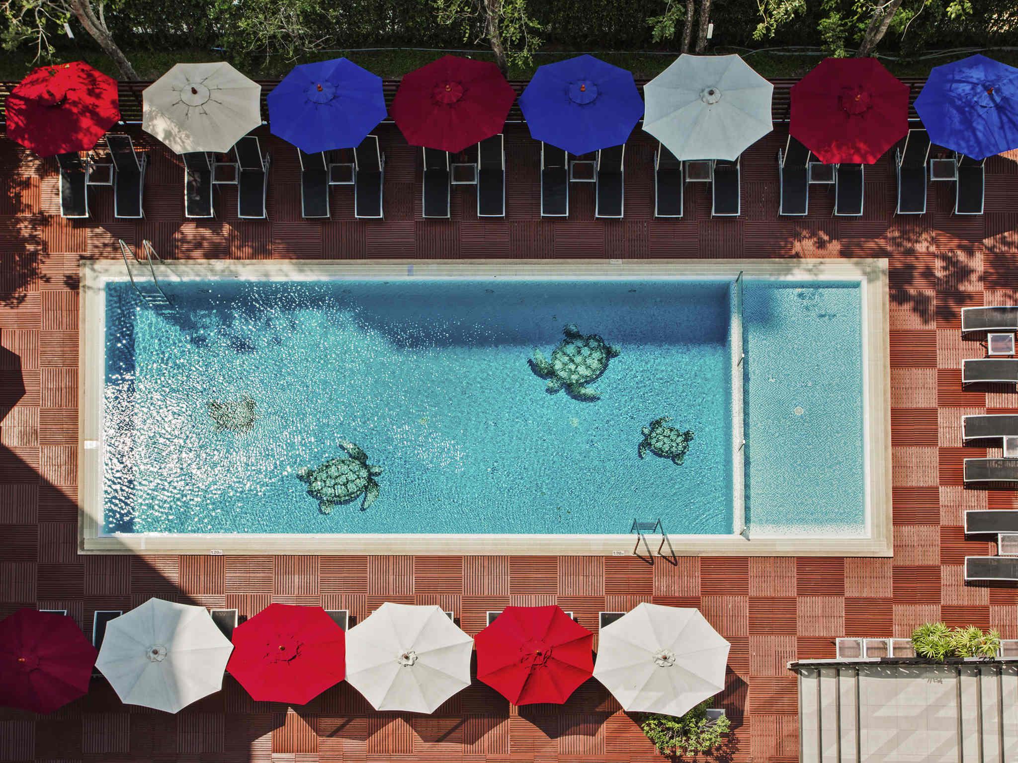 Hotell – ibis Pattaya