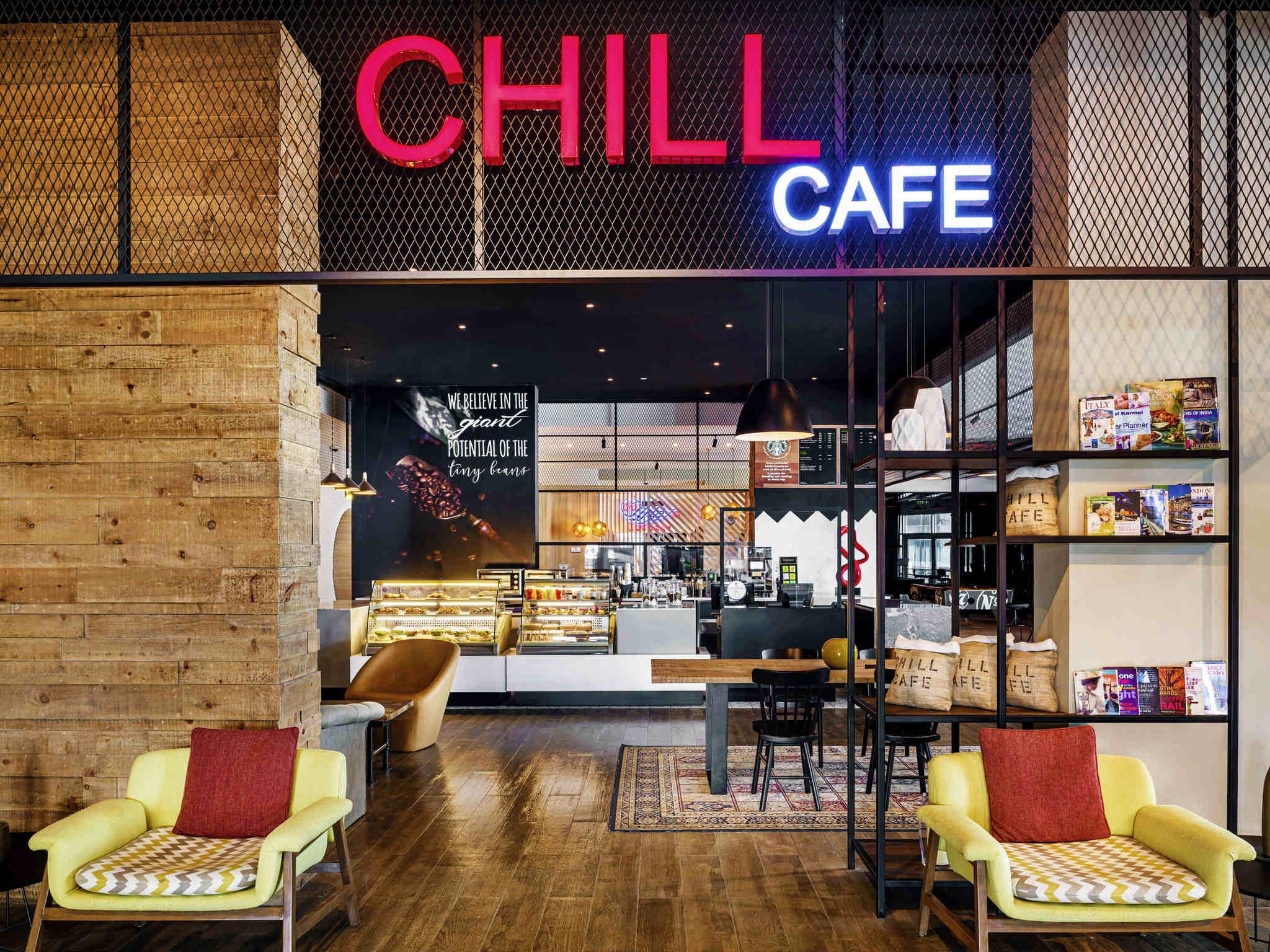 Mall of the Emirates Hotel – Hilton Garden Inn Dubai