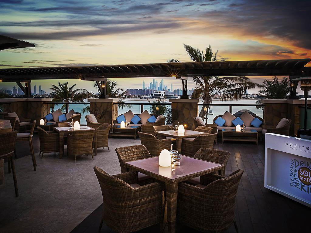 Hotel di lusso a dubai u sofitel dubai the palm resort spa