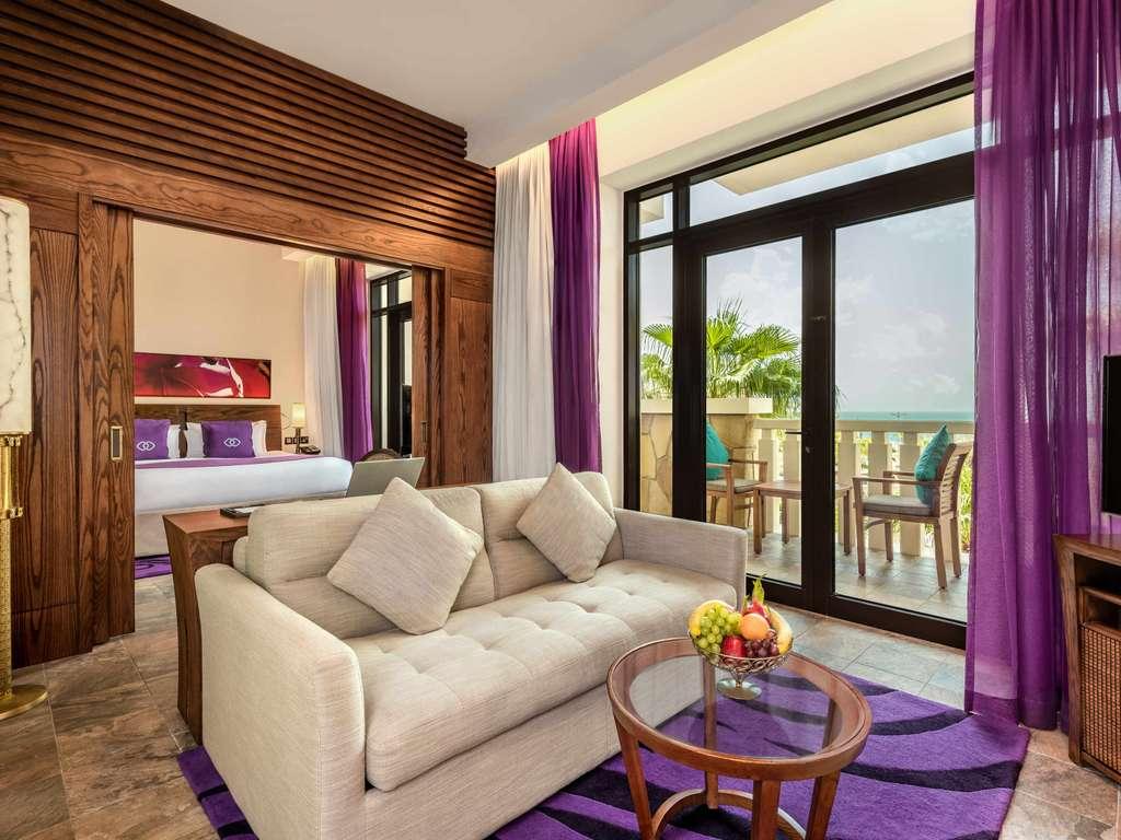 Palms One Bedroom Suite Luxury Hotel Dubai Sofitel Dubai The Palm Resort Spa
