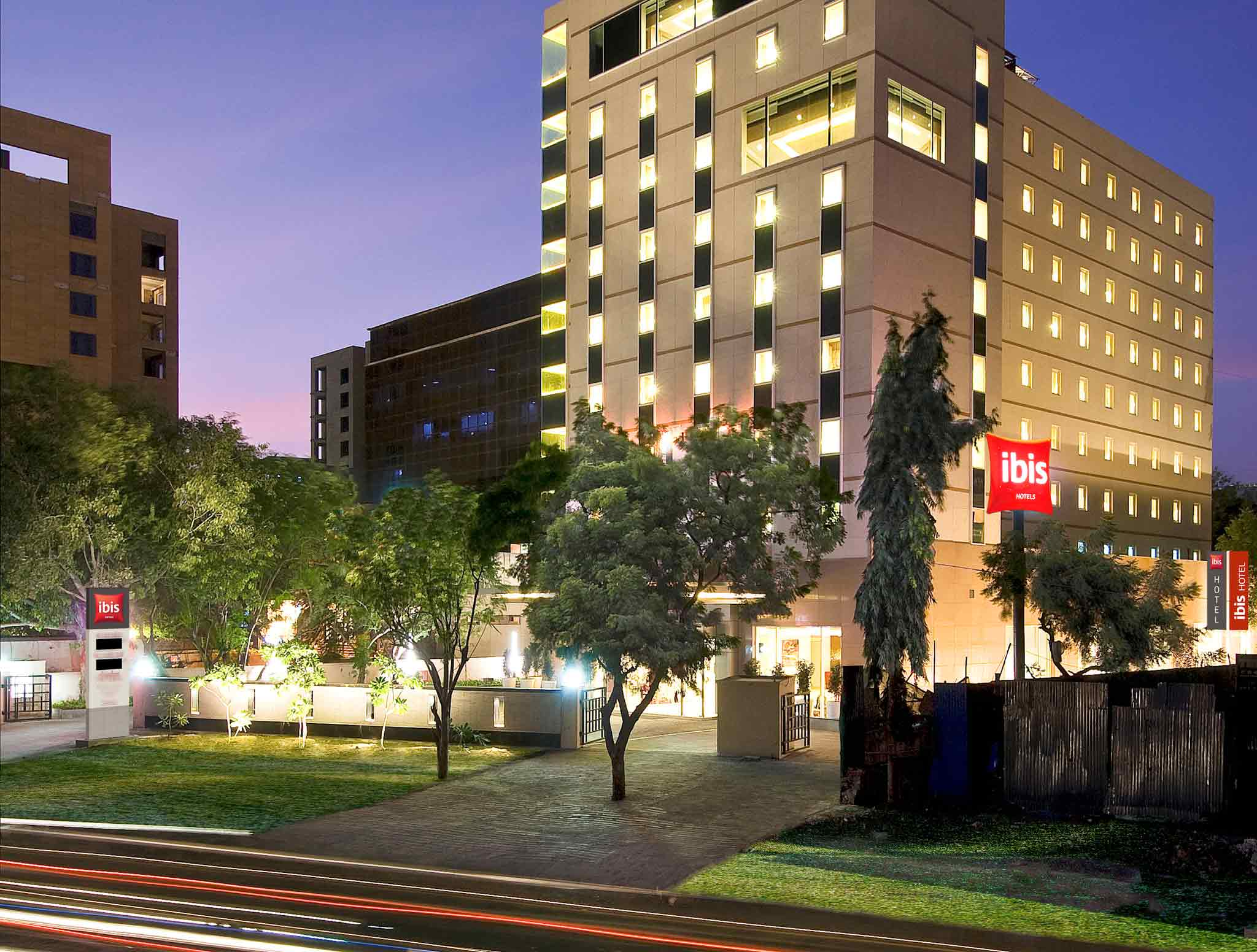 โรงแรม – ibis Pune Viman Nagar