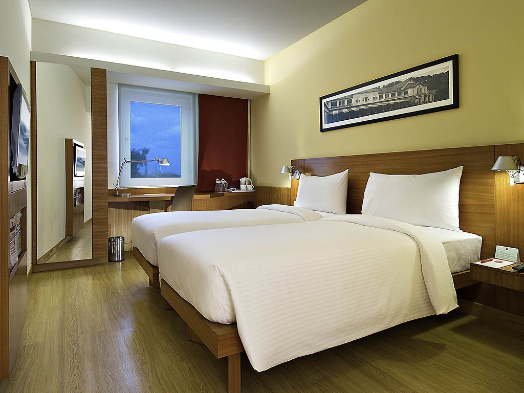 H tel pune ibis pune viman nagar for Chambre queen size
