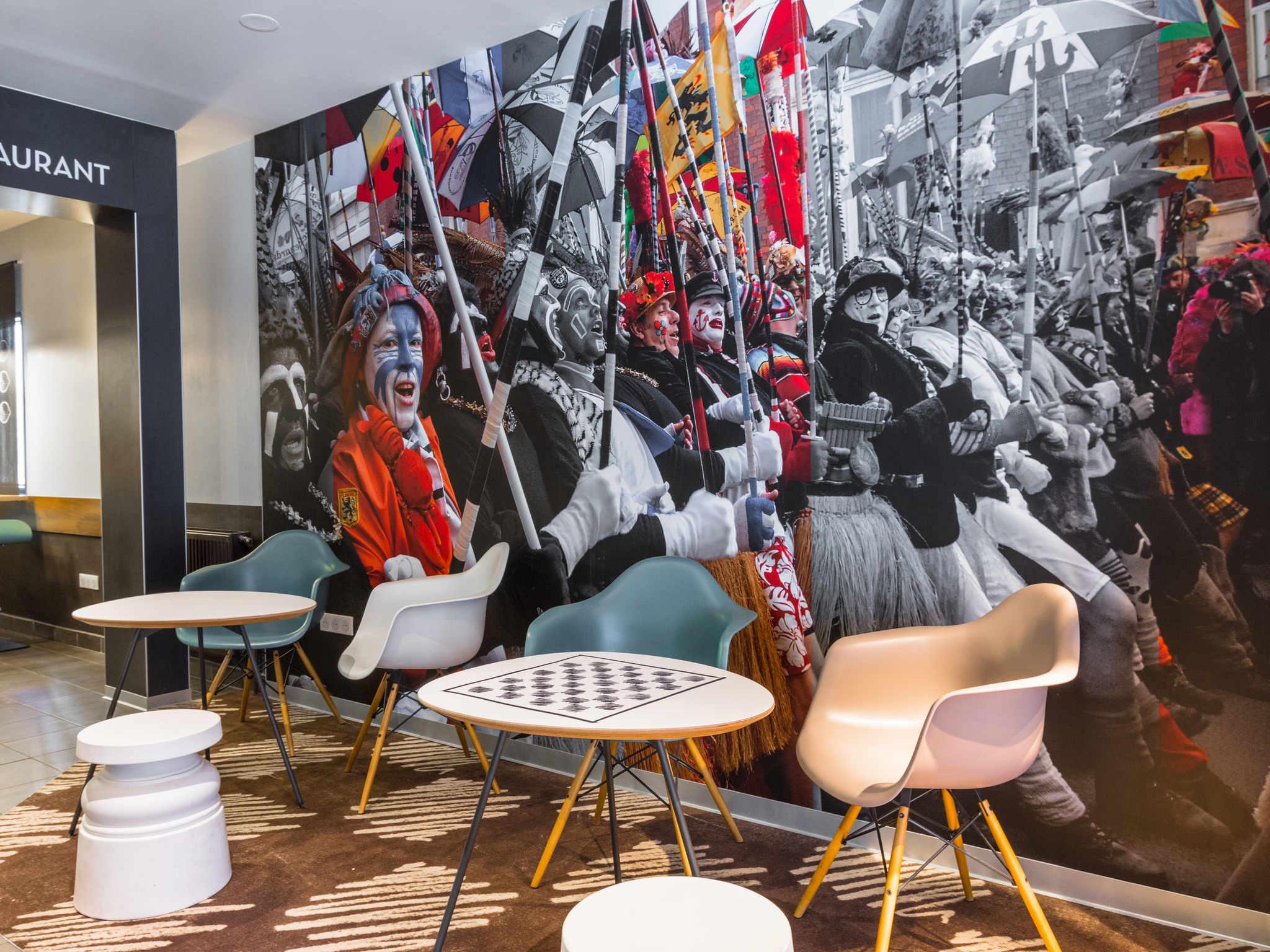 โรงแรม – ibis Dunkerque Centre