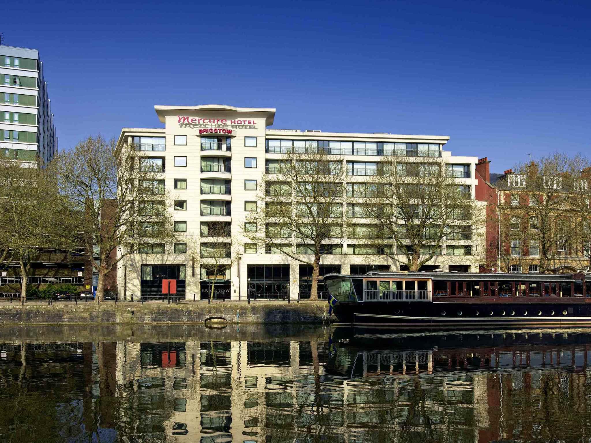 โรงแรม – Mercure Bristol Brigstow Hotel