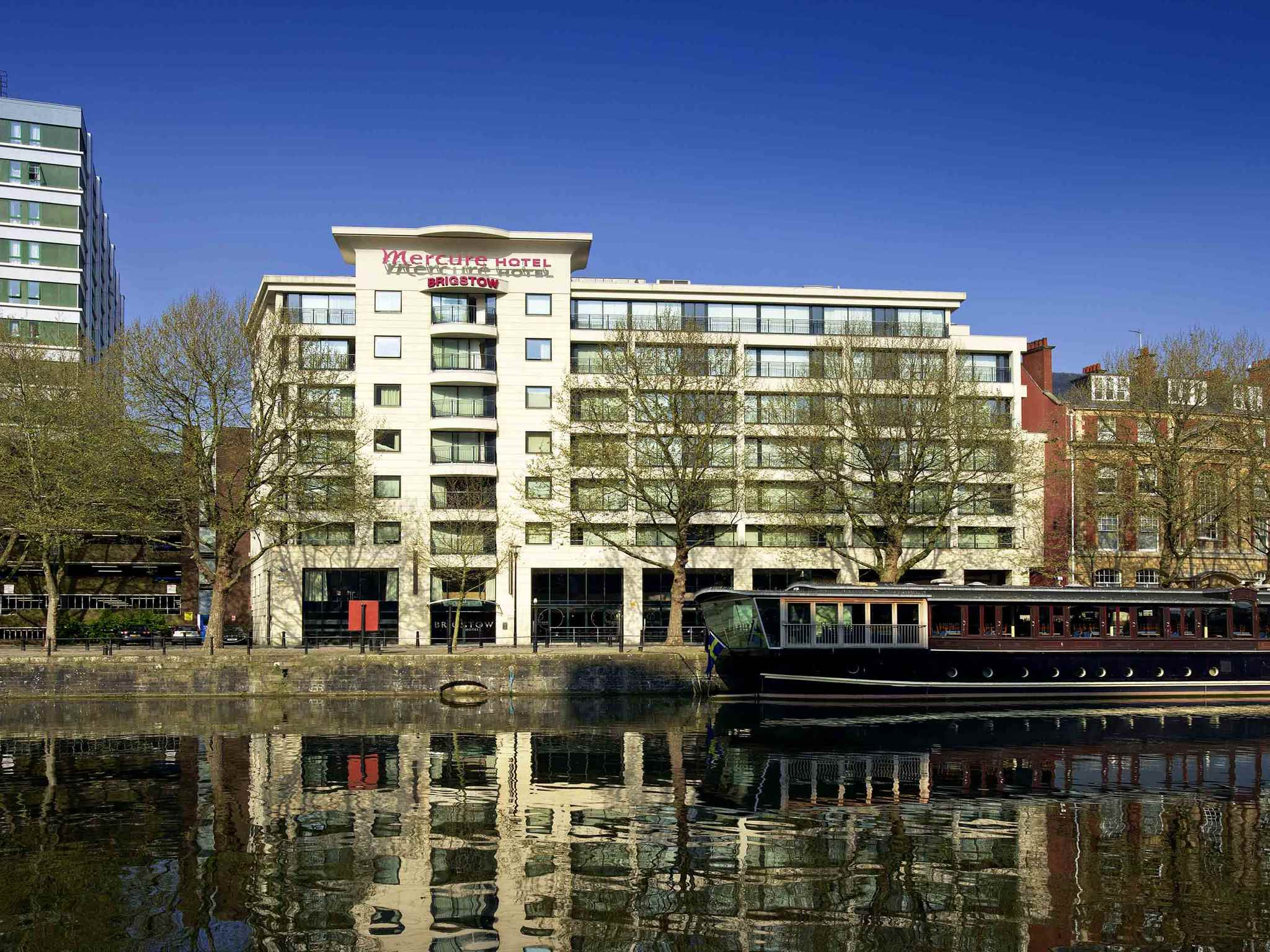 Hotell – Mercure Bristol Brigstow Hotel