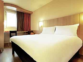 Rooms - ibis Maubeuge