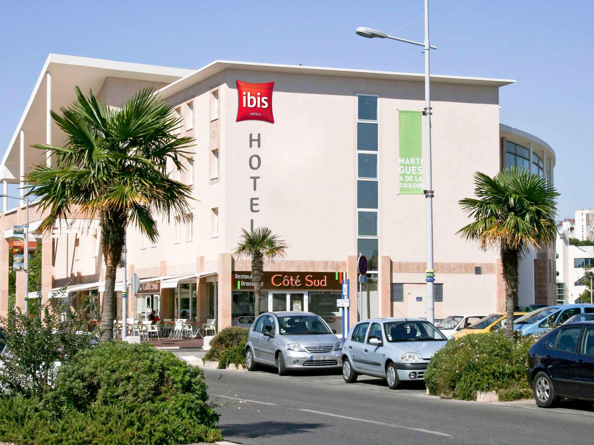 Отель — ibis Martigues