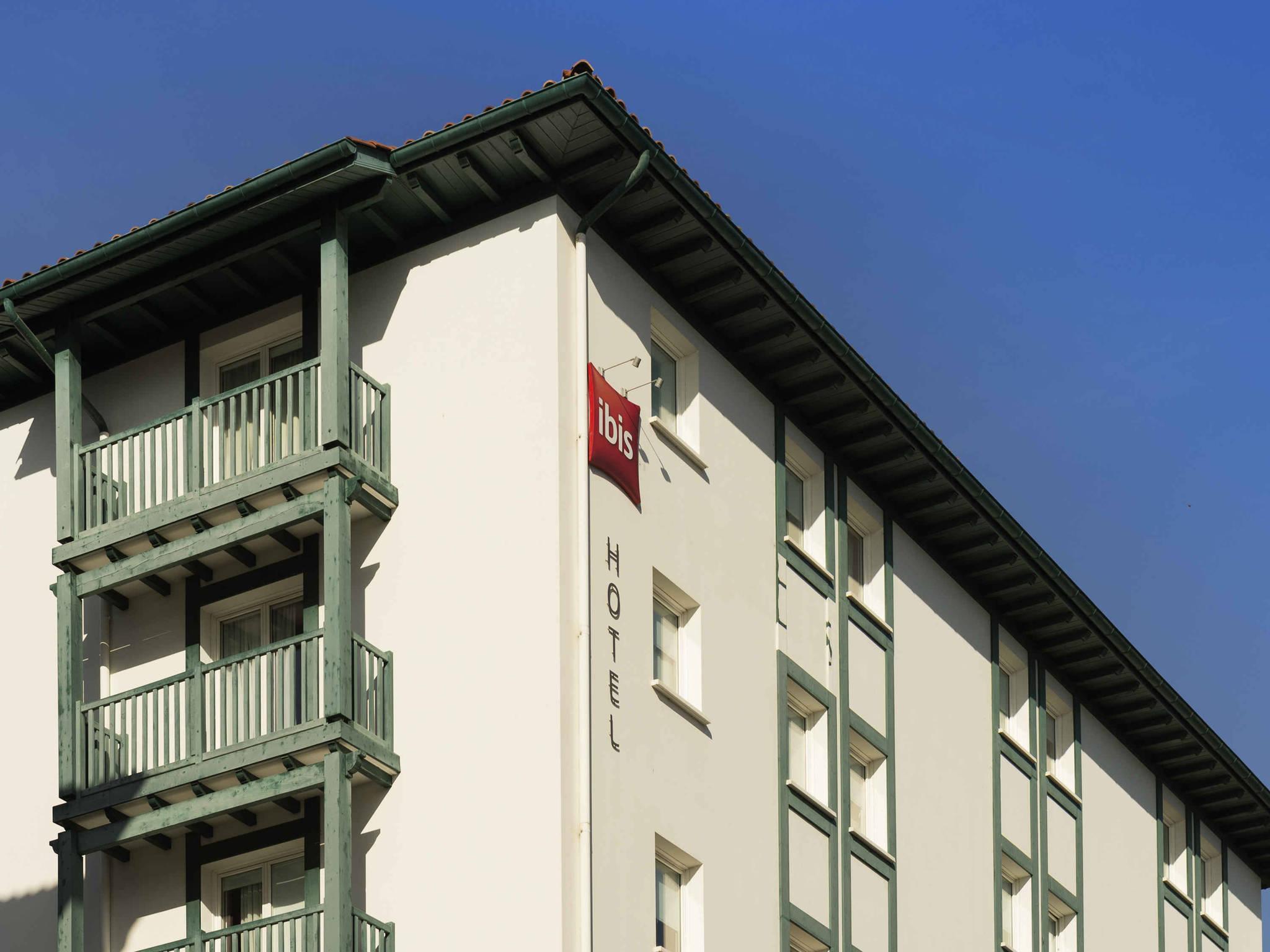 Отель — ibis Ciboure Saint-Jean-de-Luz