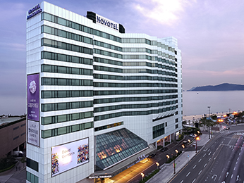 Novotel Ambassador Busan