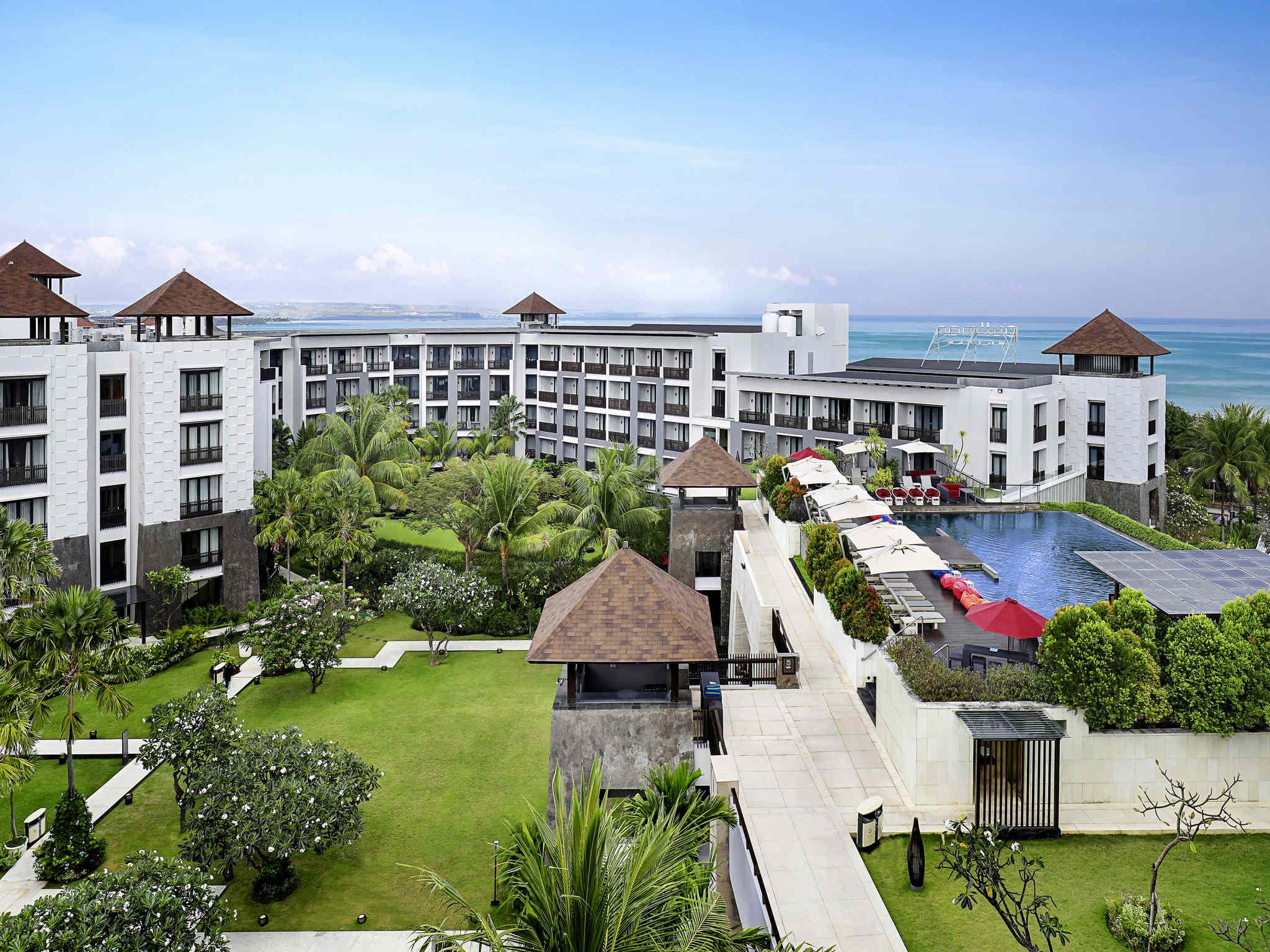 Pullman Bali Legian Beach Business Leisure Accorhotels Voucher Resort Four Seasons Resorts At Sayan Hotel