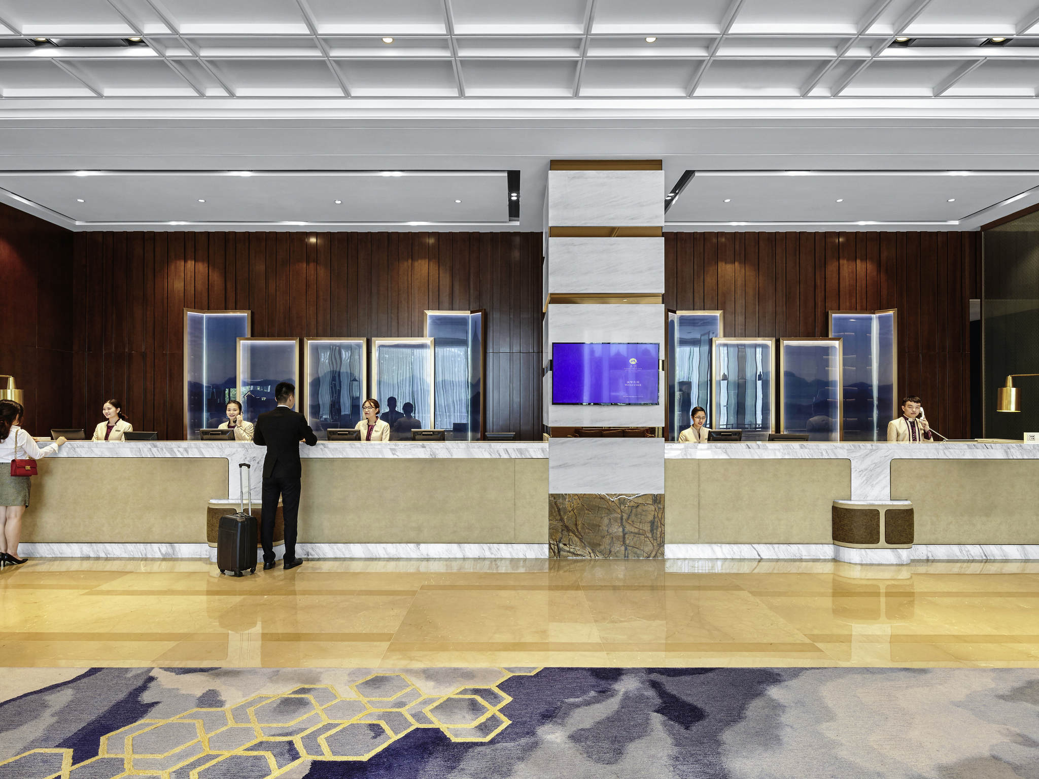 Hotell – Grand Mercure Shenzhen Oriental Ginza