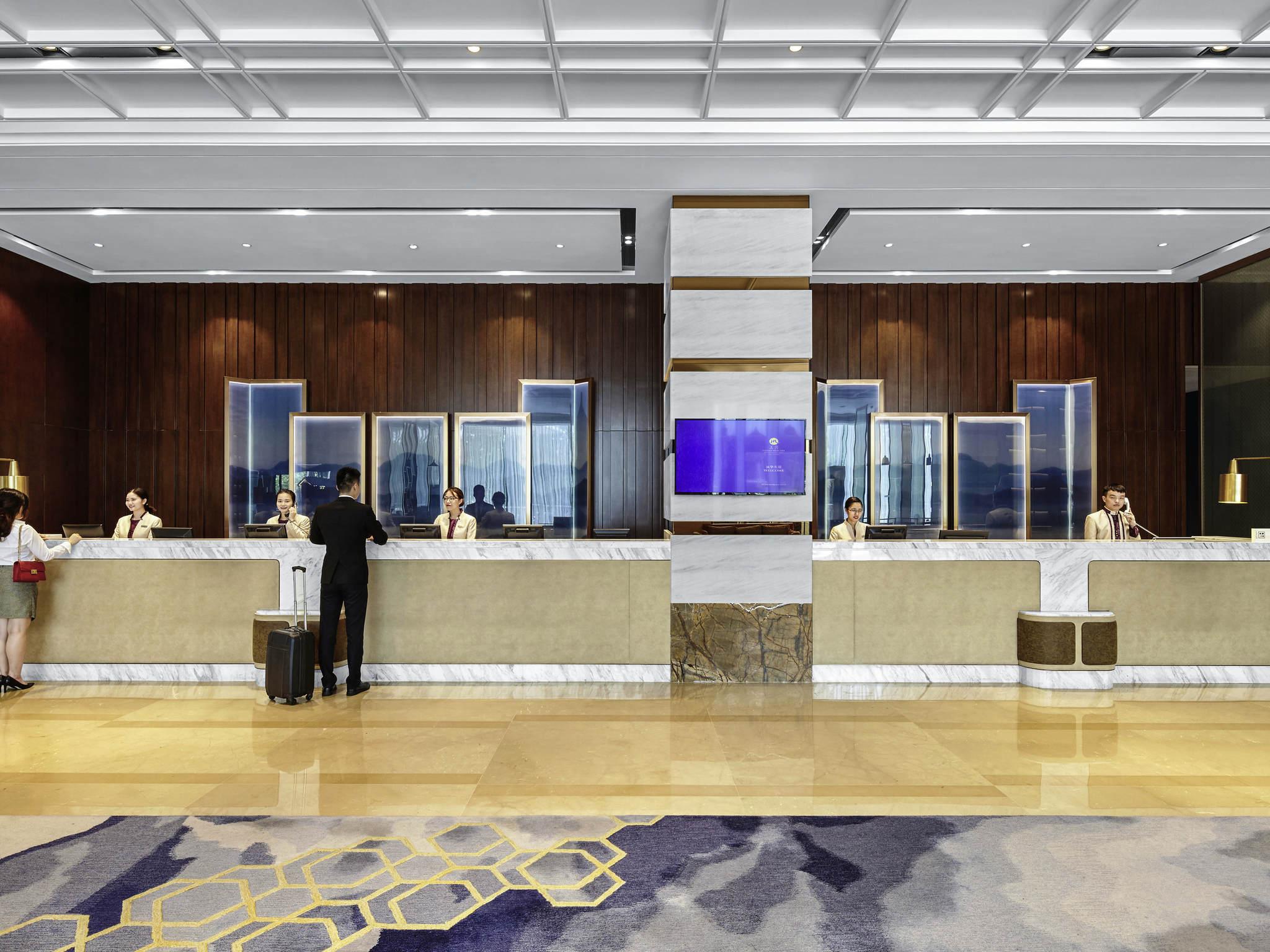Отель — Grand Mercure Шэньчжэнь Ориенталь Гинза