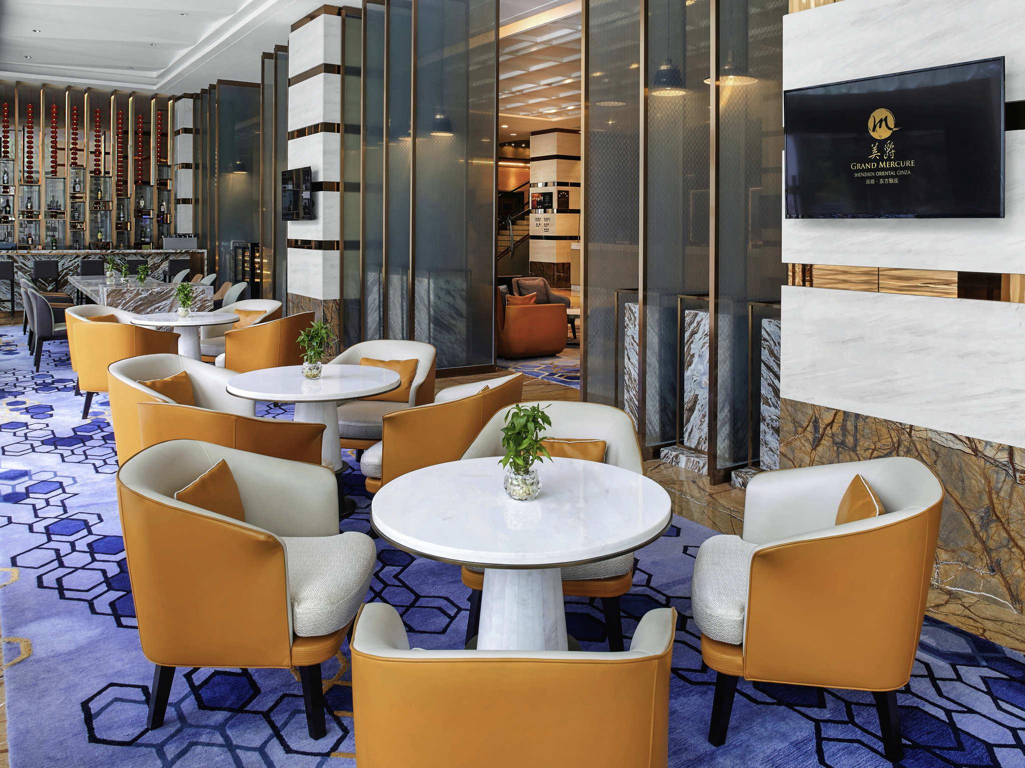 ... Hotel - Grand Mercure Shenzhen Oriental Ginza ...