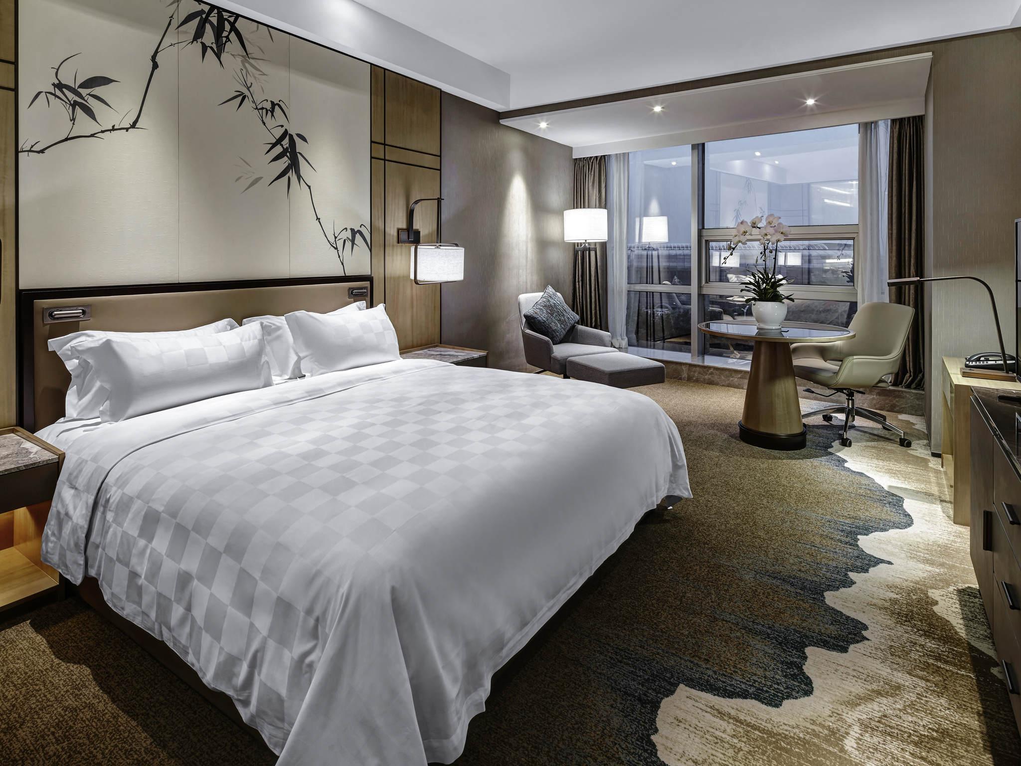 ... Rooms - Grand Mercure Shenzhen Oriental Ginza ...