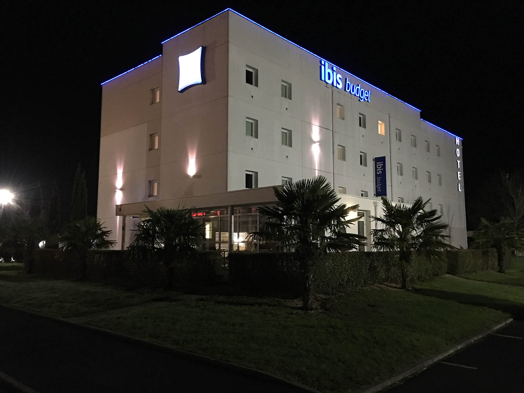 Hotell – ibis budget Ancenis