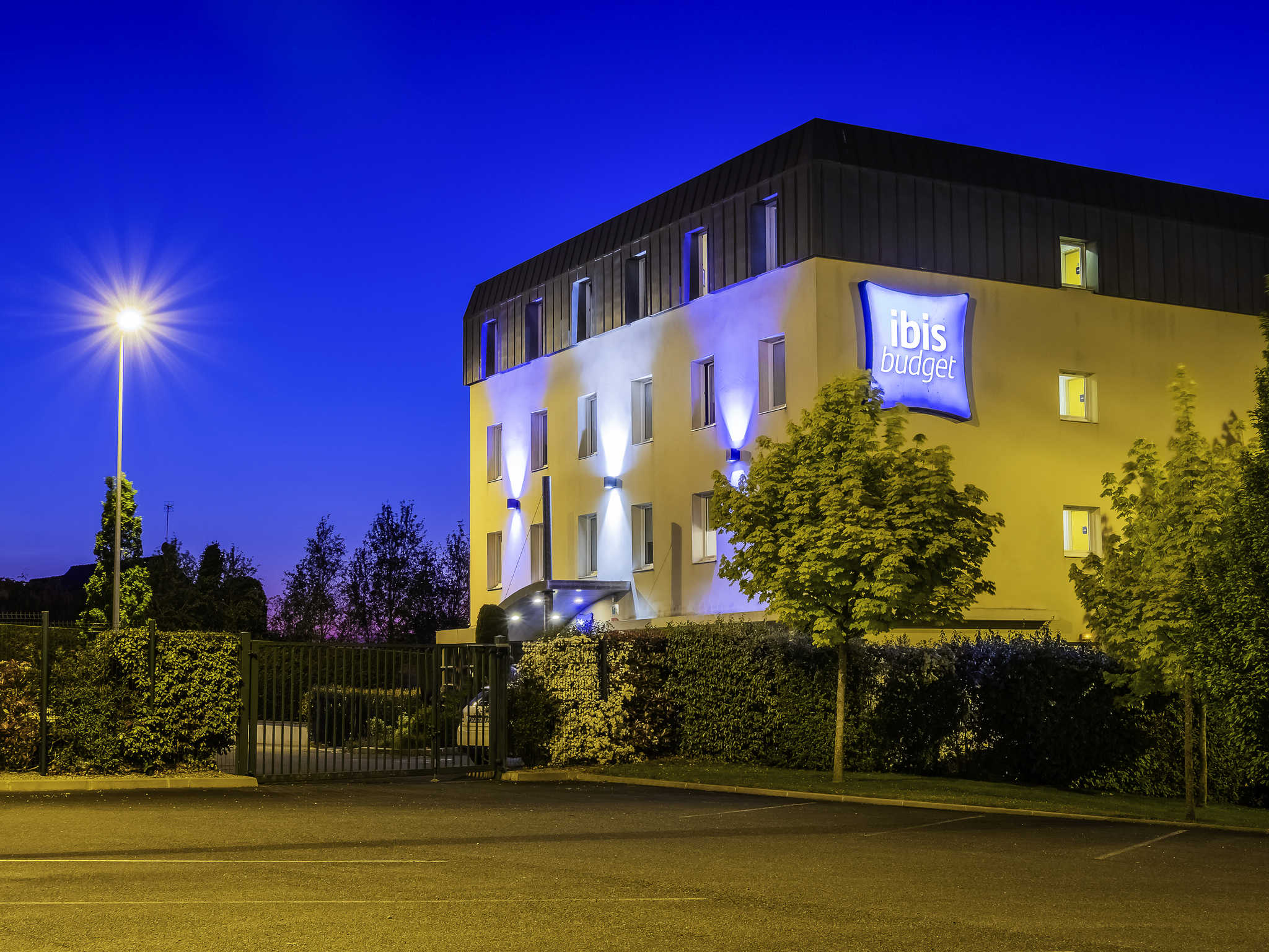 Hotell – ibis budget Amboise