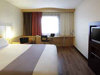 Rooms - ibis Budapest Heroes Square