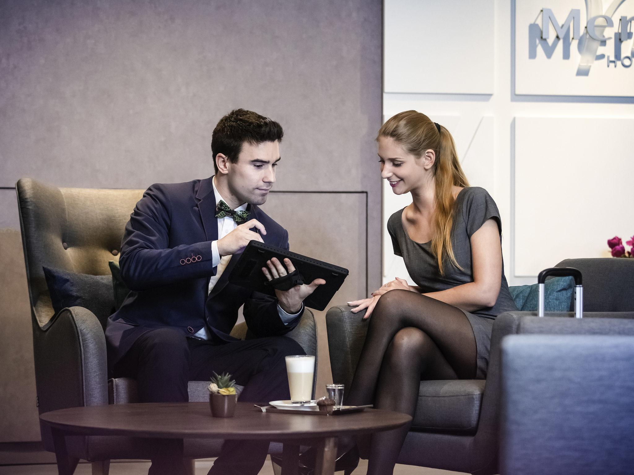 Mercure Budapest City Center Hotels Com