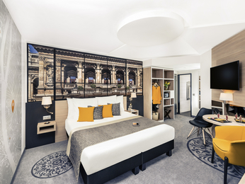 Quartos - Mercure Budapest City Center Hotel