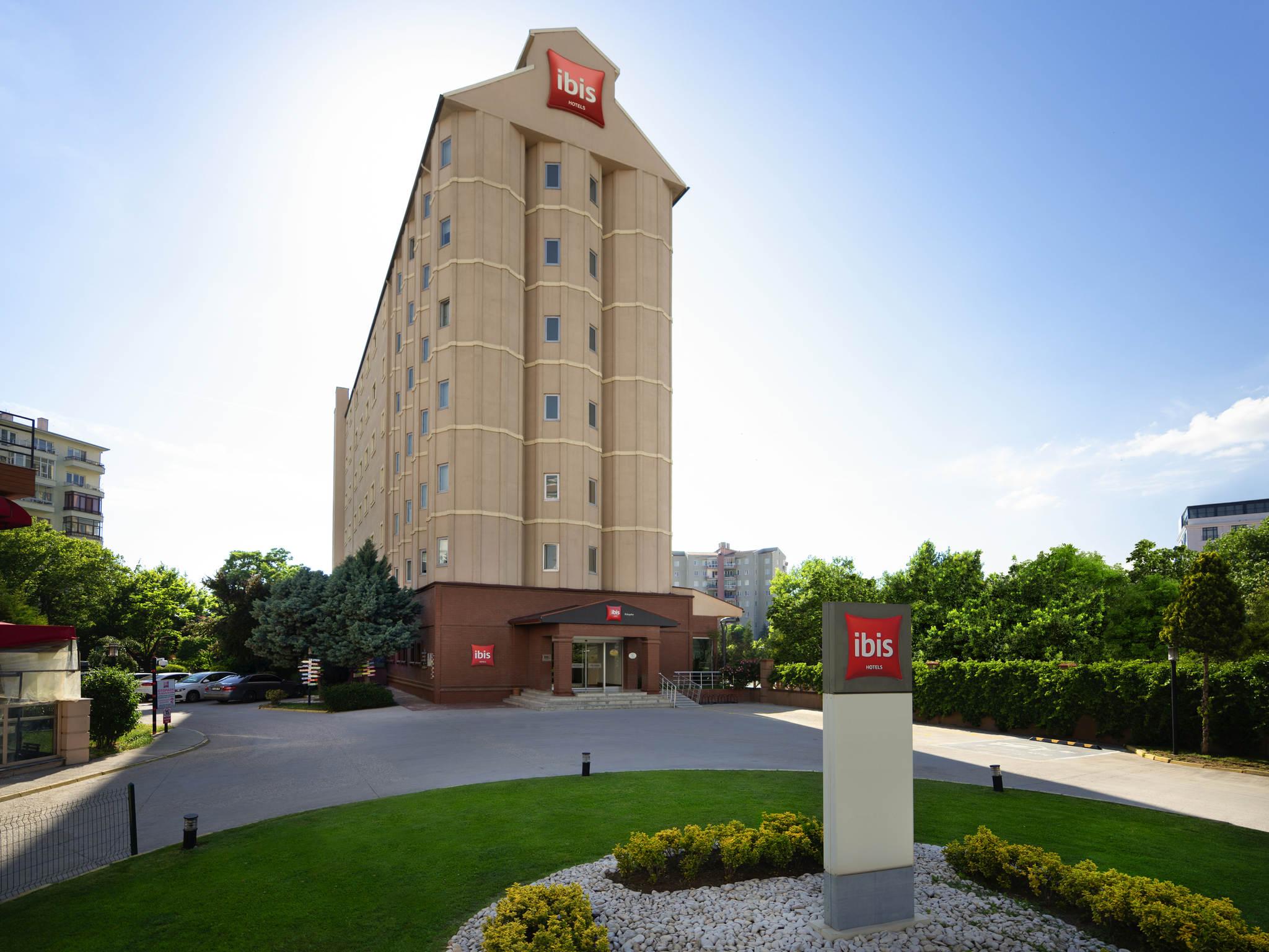 โรงแรม – ibis Eskisehir