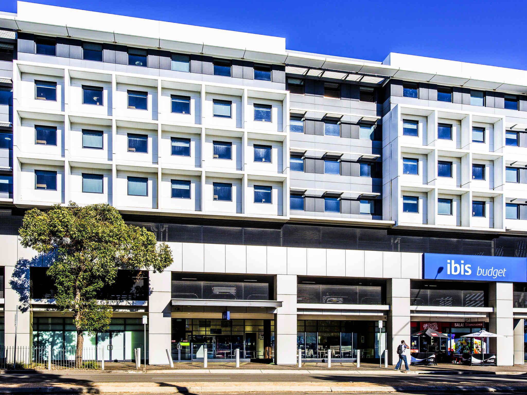 Отель — ibis budget Сидней Олимпик-Парк