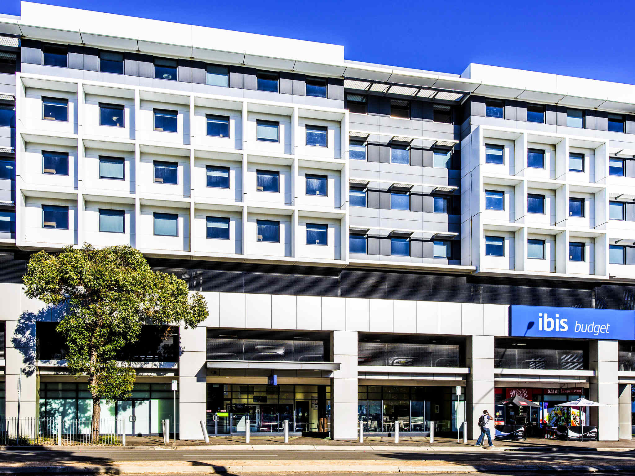 Hotell – ibis budget Sydney Olympic Park