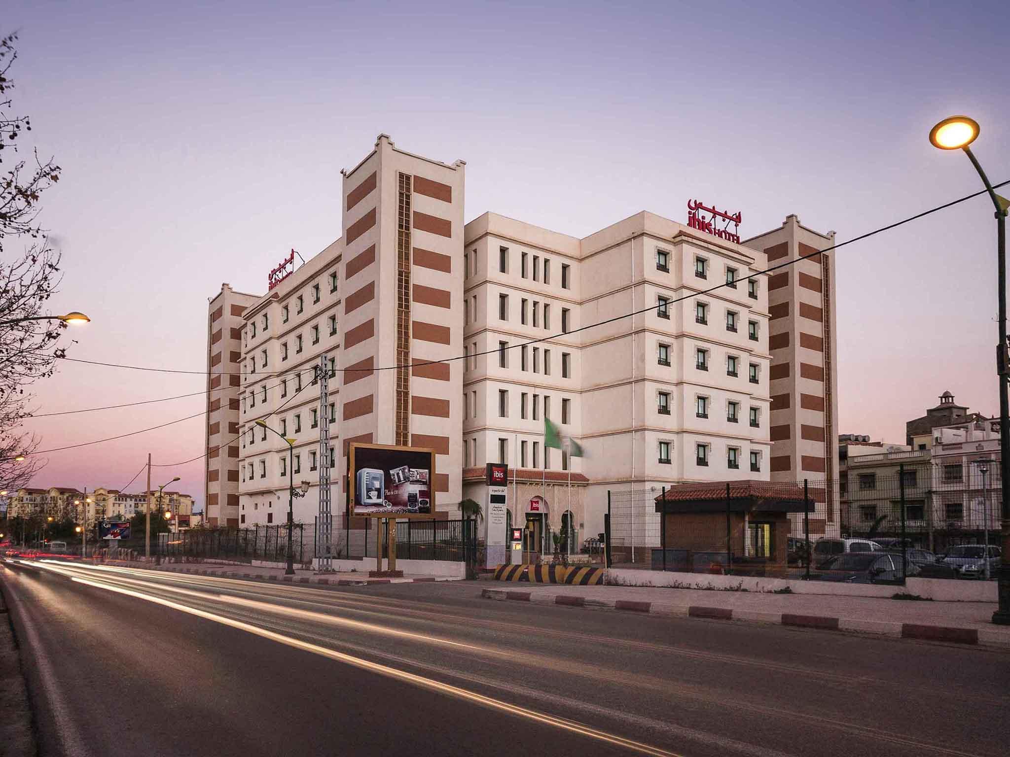 โรงแรม – ibis Tlemcen